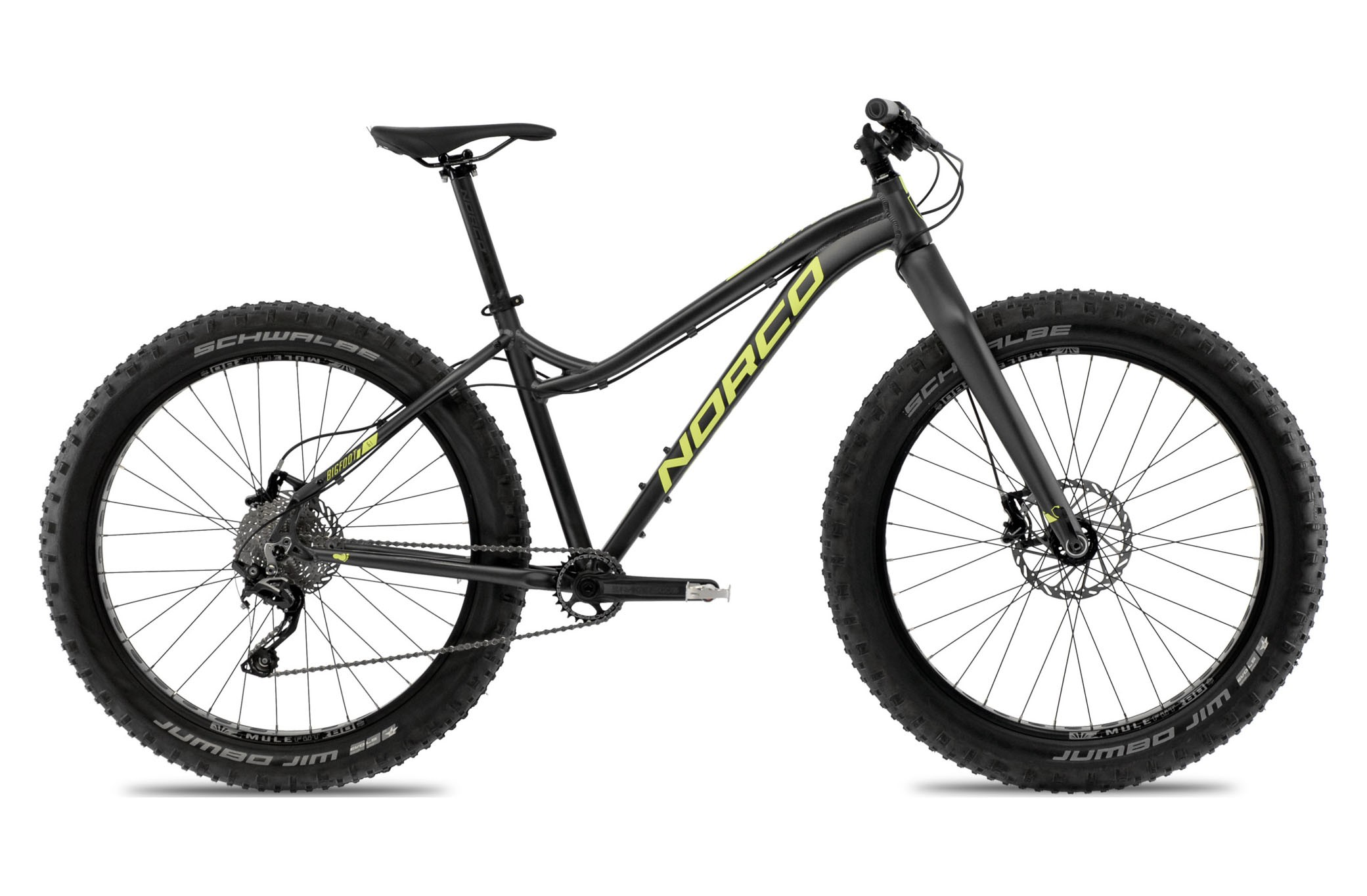 Горный велосипед Norco Bigfoot 6.1 (2016)
