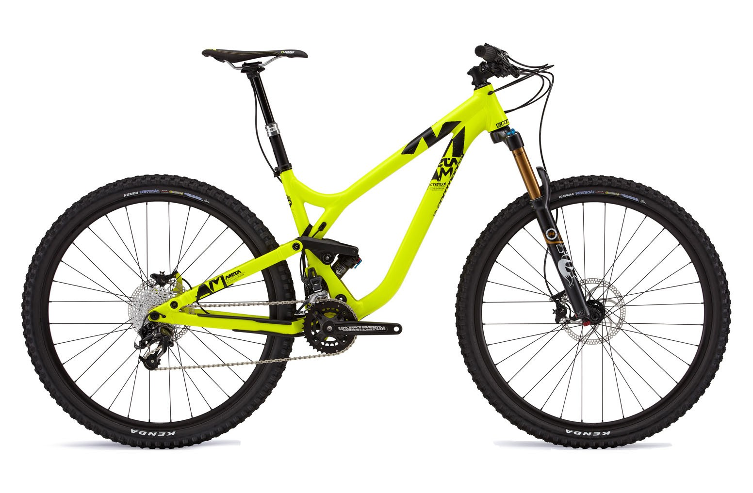 Горный велосипед Commencal Meta AM 1 29 (2013)