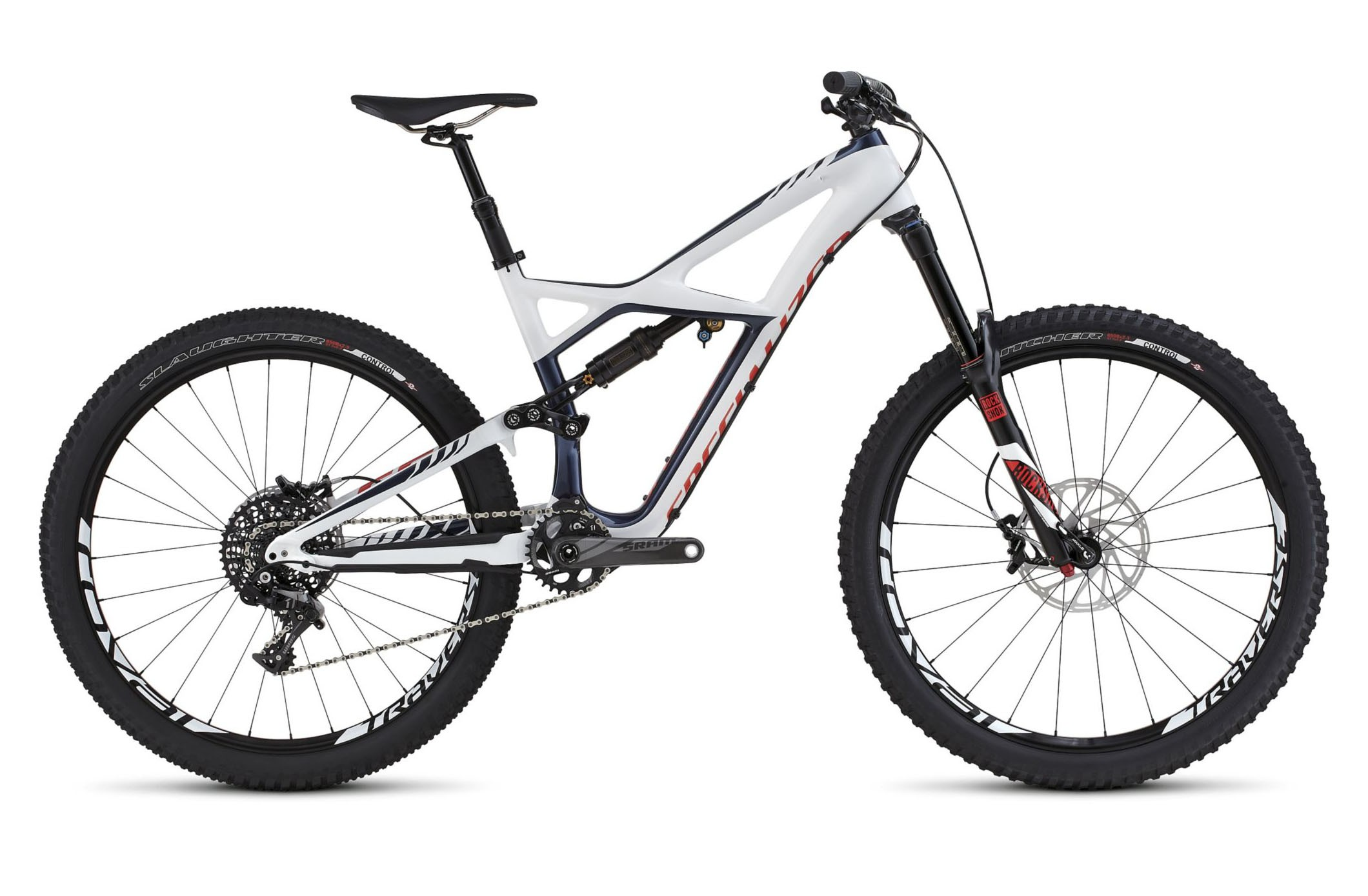 Горный велосипед Specialized Enduro Expert Carbon 650b (2016)