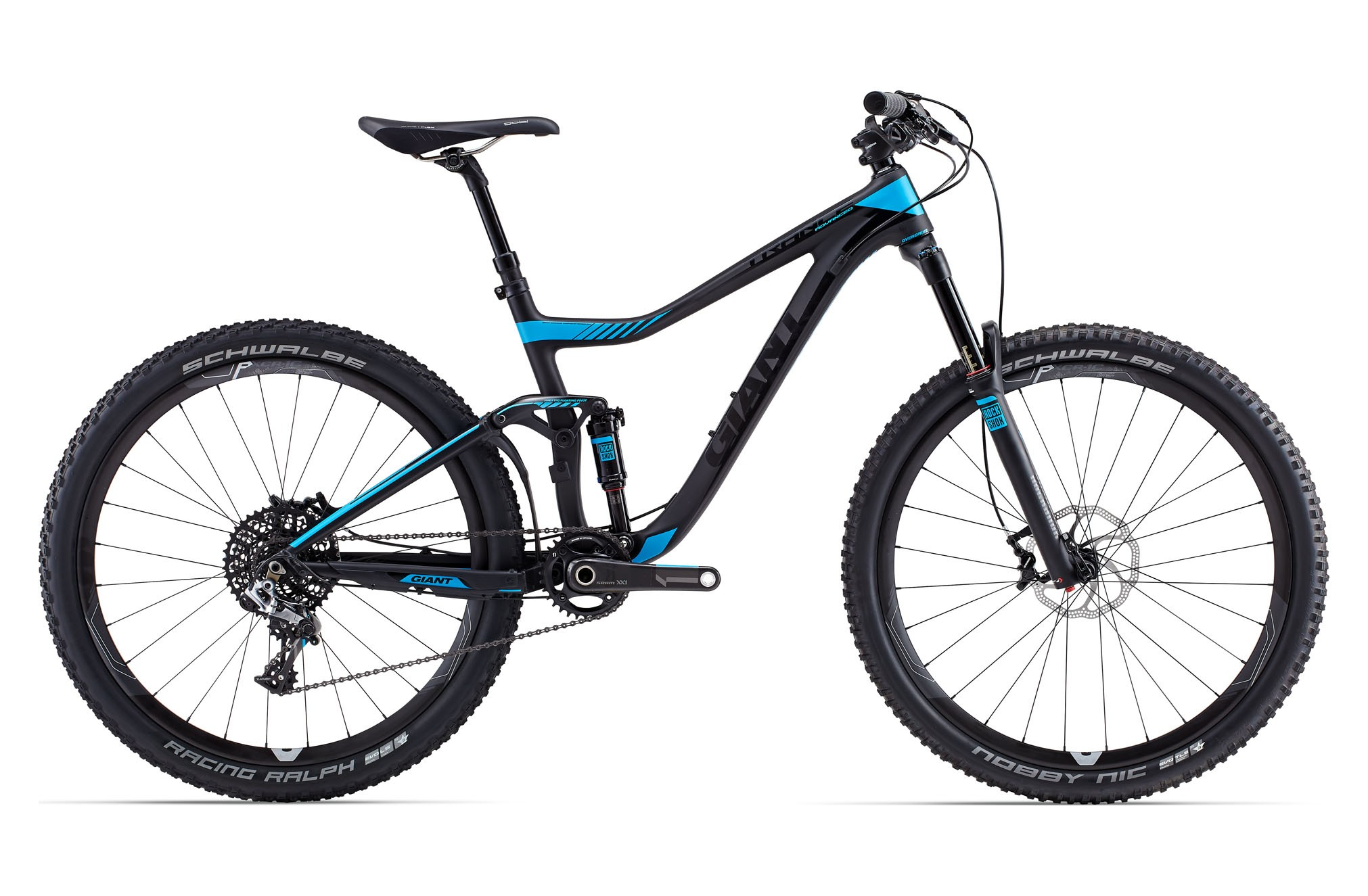 Горный велосипед Giant Trance Advanced 27.5 0 (2015)