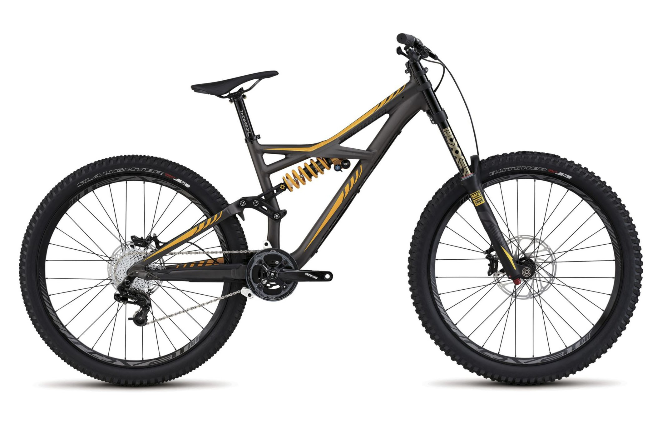 Горный велосипед Specialized Enduro Expert EVO 650b (2016)