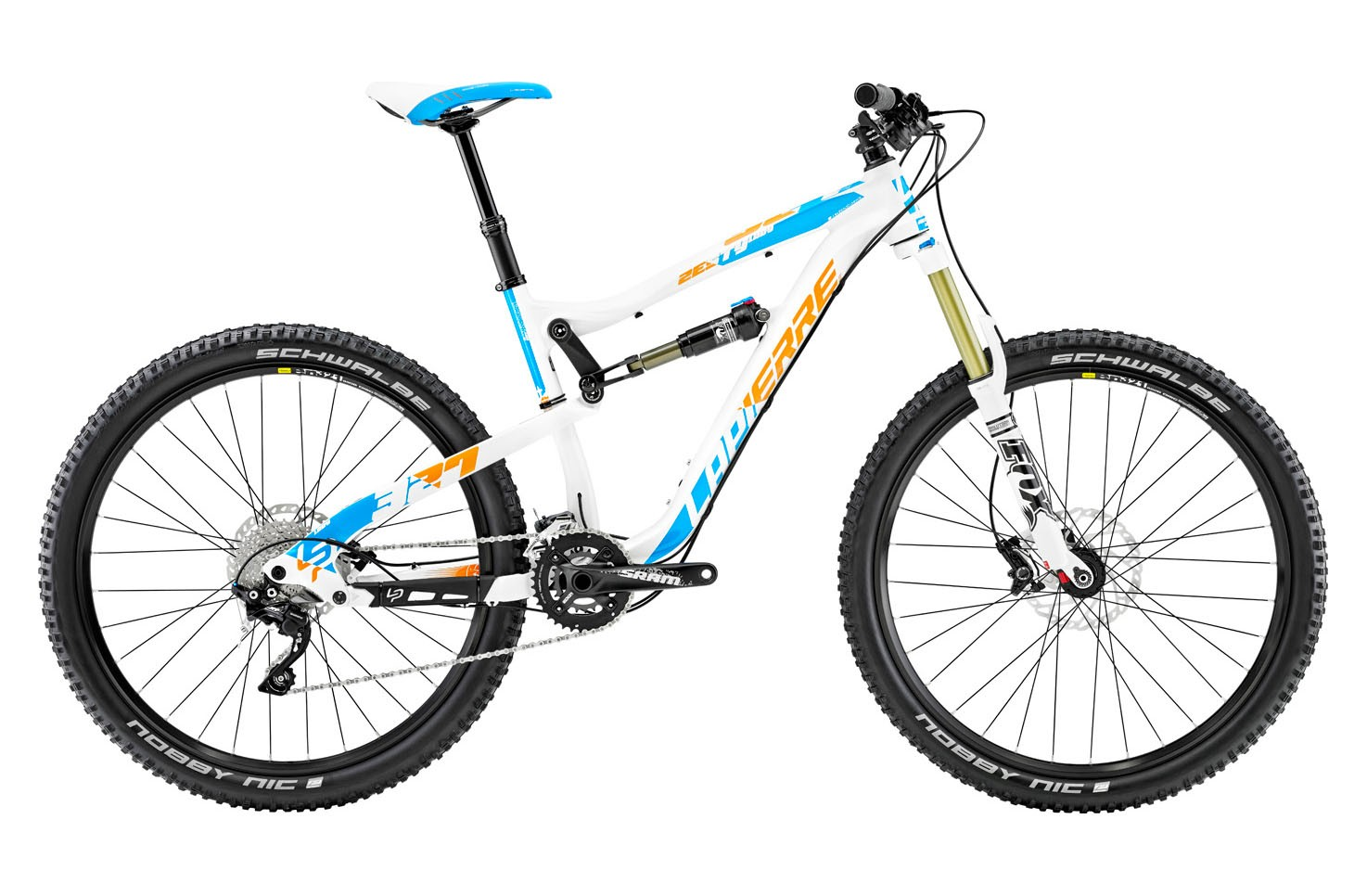 Горный велосипед Lapierre Zesty AM 327-L (2015)