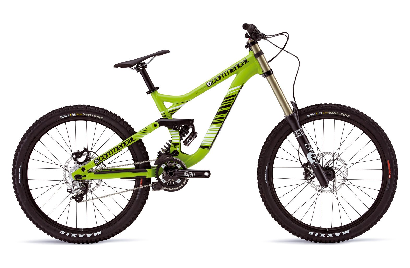 Горный велосипед Commencal Supreme DH (2013)