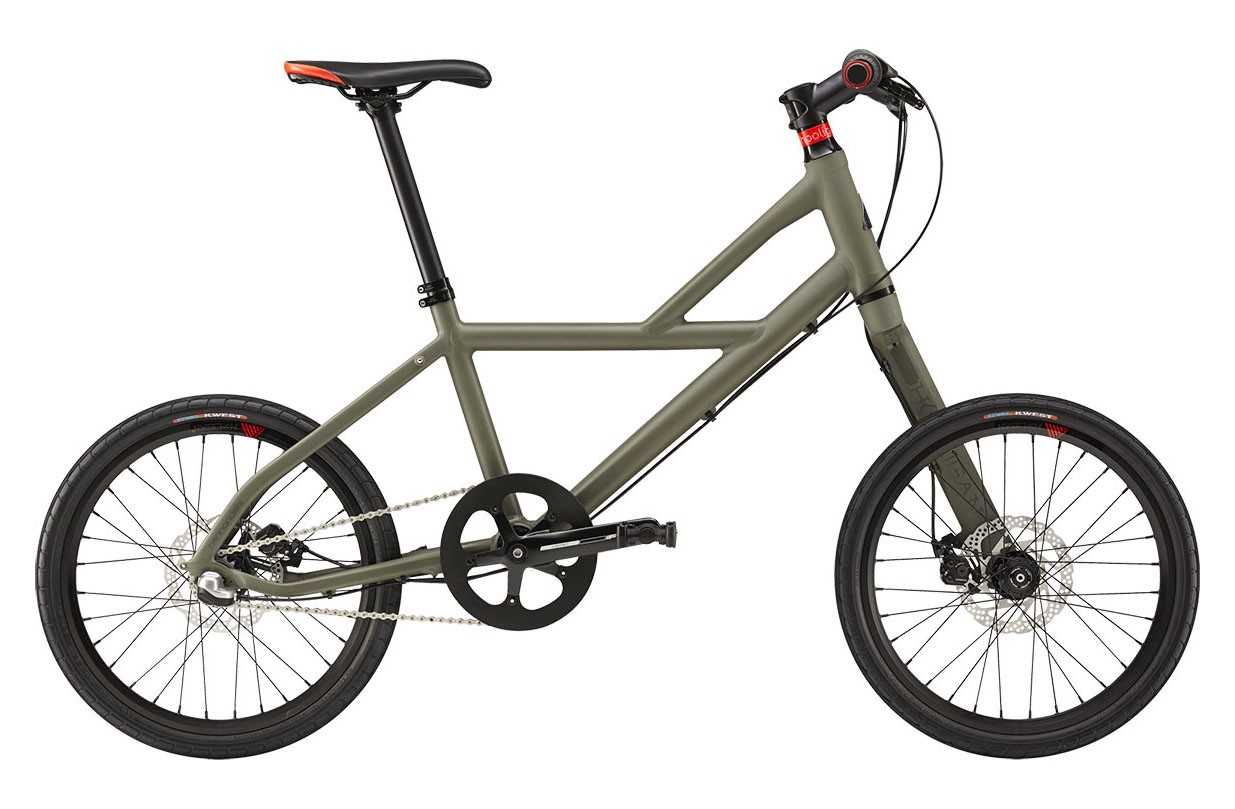 Дорожный велосипед Cannondale Hooligan 1 (2015)