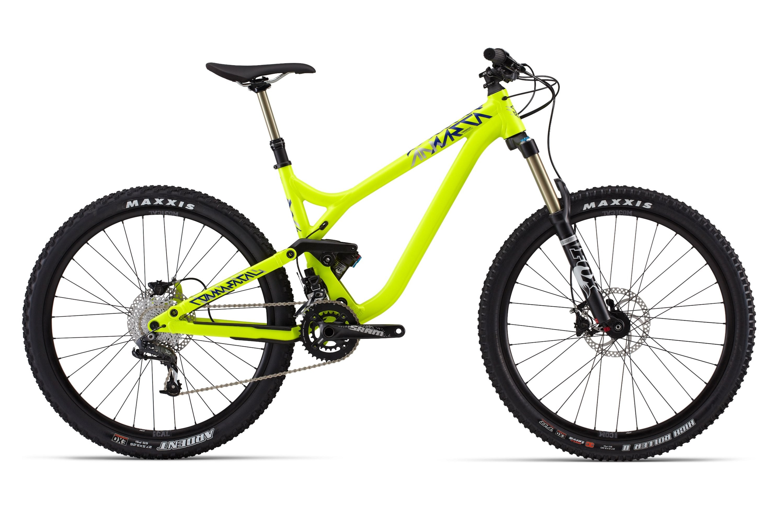 Горный велосипед Commencal Meta AM 2 (2014)