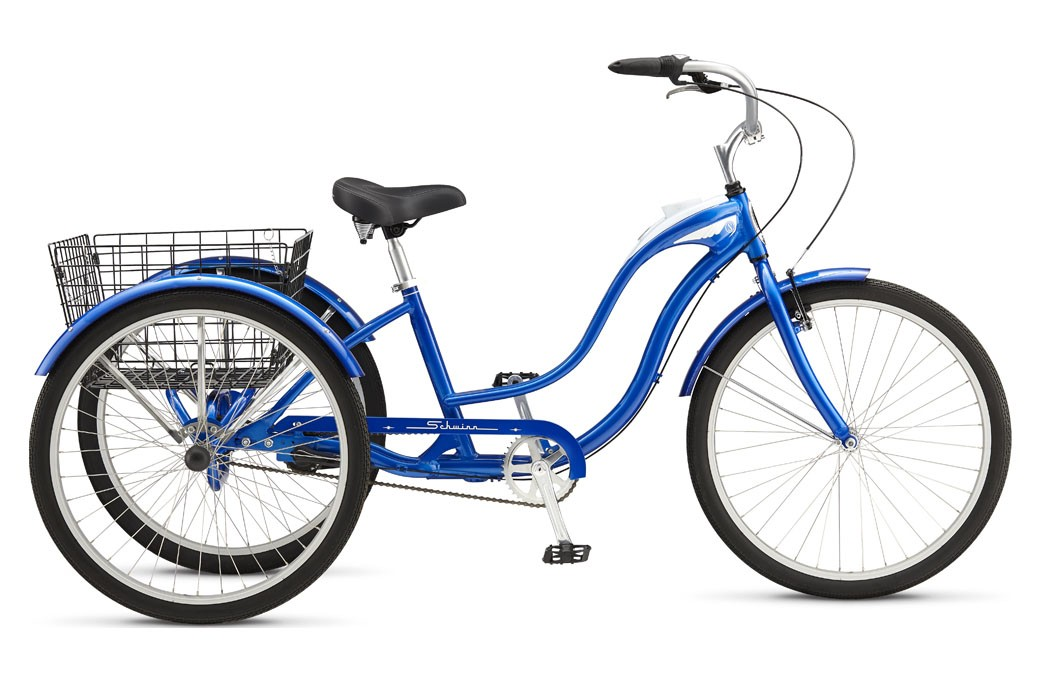 Дорожный велосипед Schwinn Town & Country (2015)
