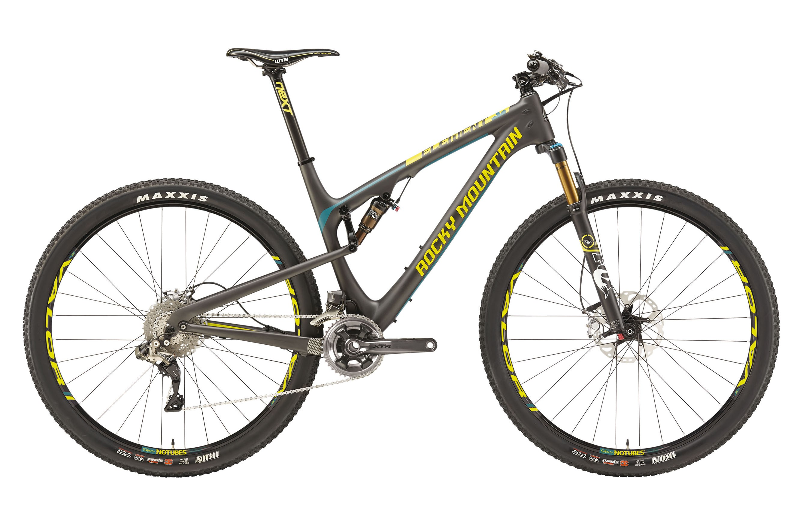 Горный велосипед Rocky Mountain Element 999 RSL (2015)