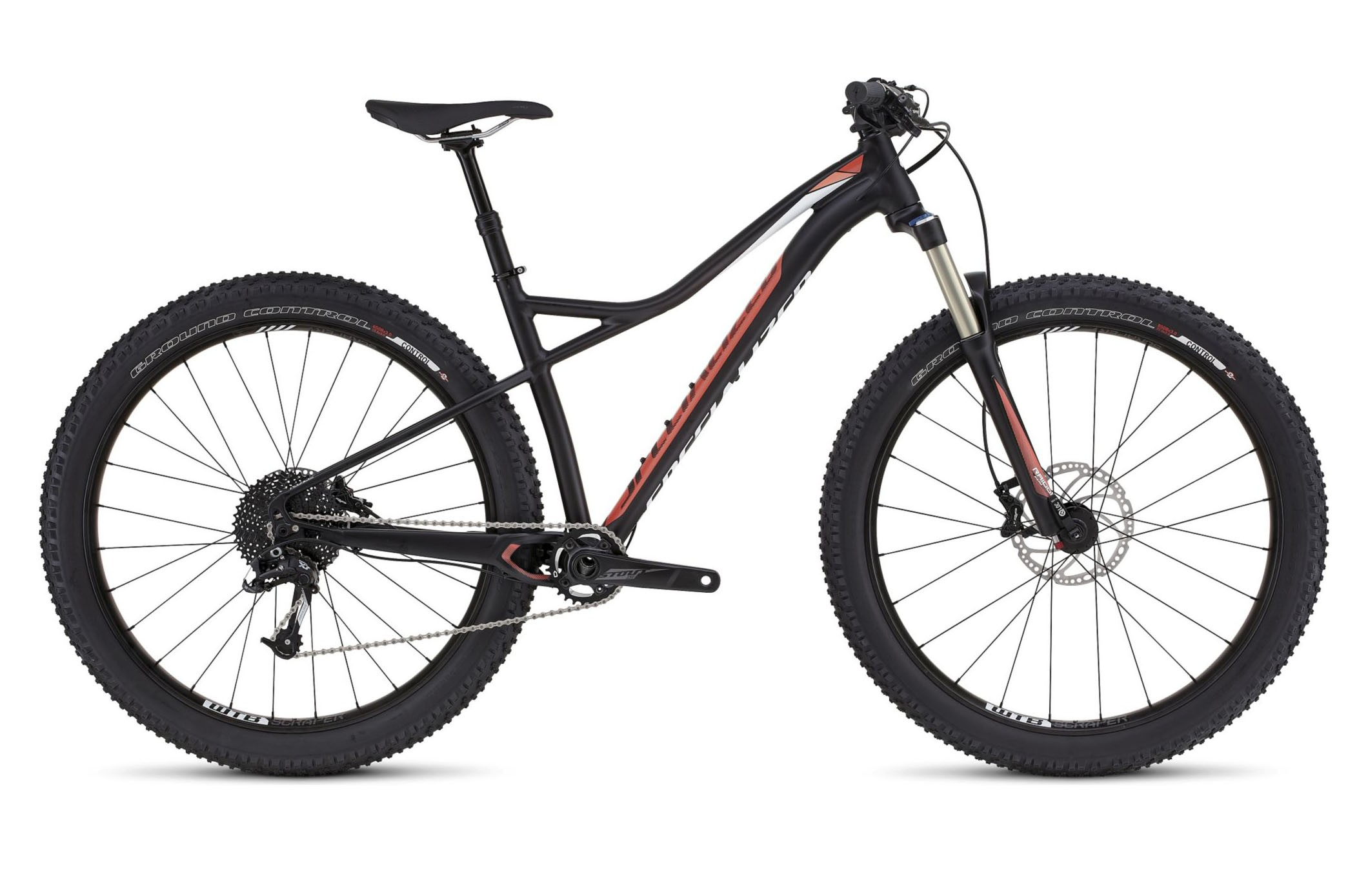Горный велосипед Specialized Ruze Comp 6Fattie (2016)