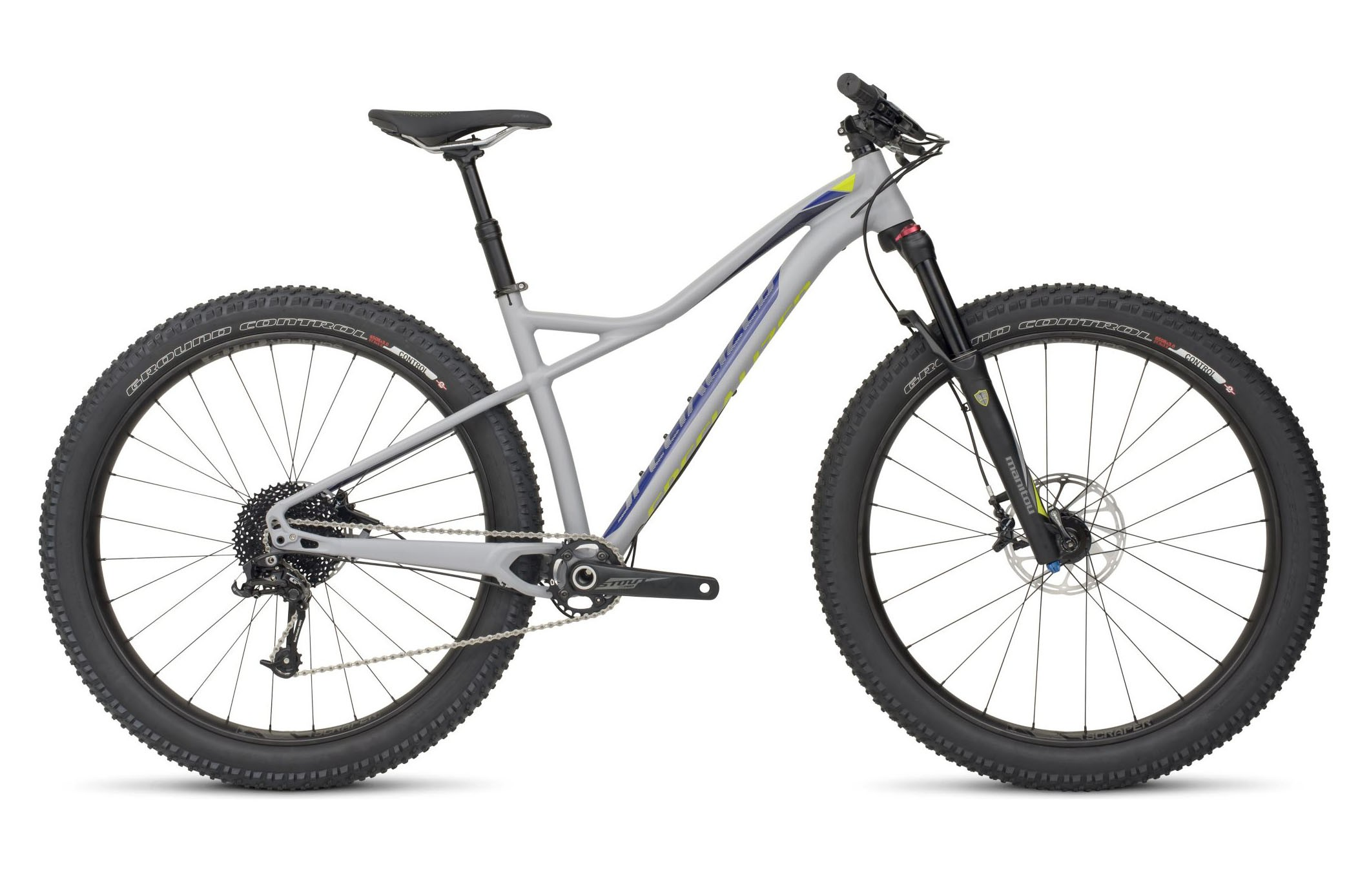 Горный велосипед Specialized Ruze Expert 6Fattie (2016)