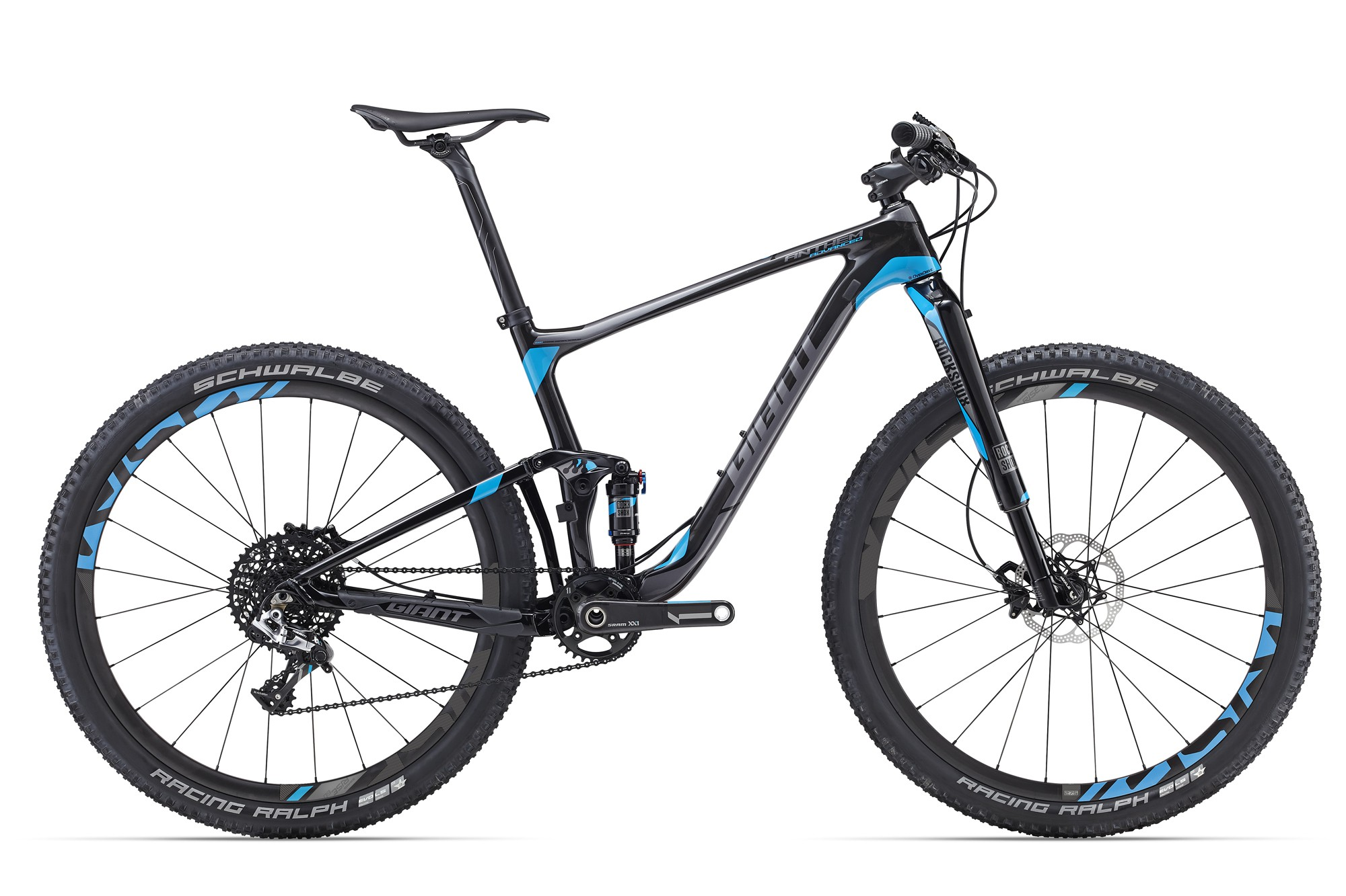 Горный велосипед Giant Anthem Advanced 27.5 0  (2016)
