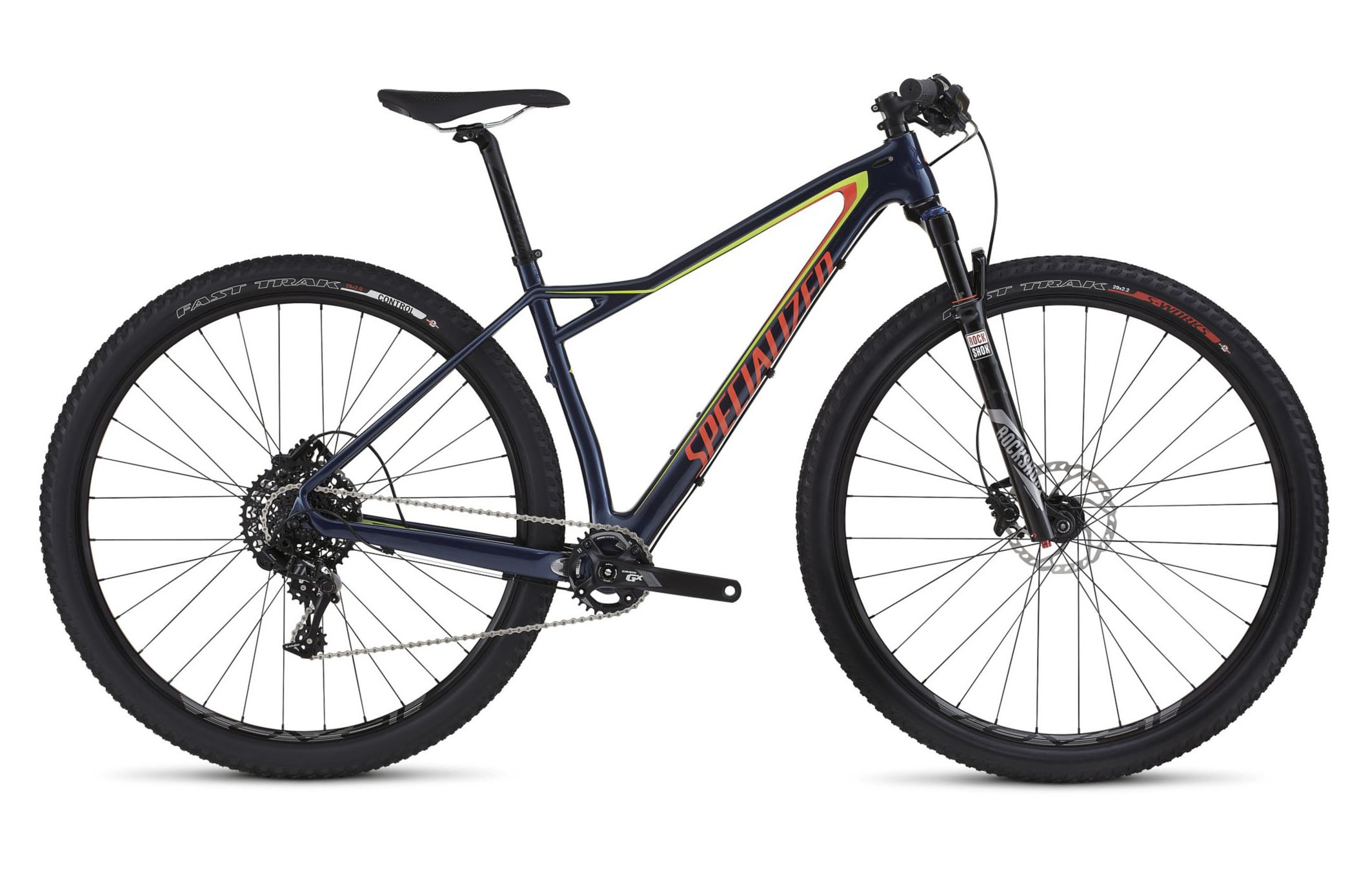 Горный велосипед Specialized Fate Comp Carbon 29 (2016)