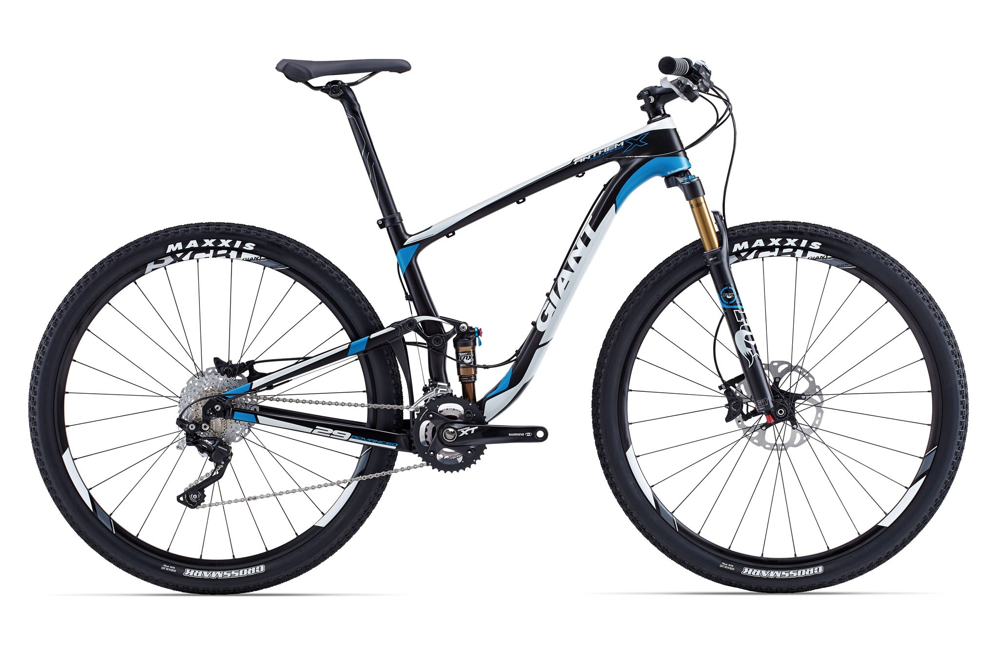 Горный велосипед Giant Anthem X Advanced 29er  (2015)