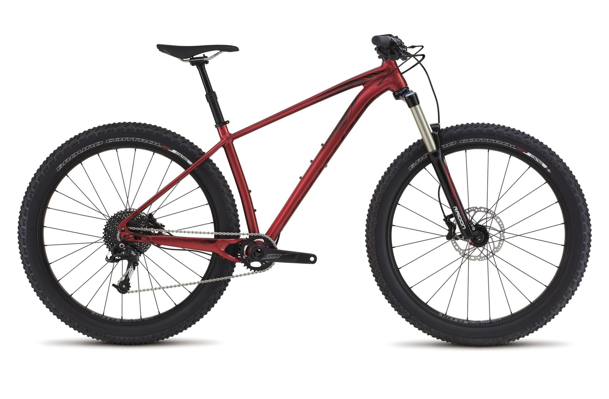 Горный велосипед Specialized Fuse Comp 6Fattie (2016)