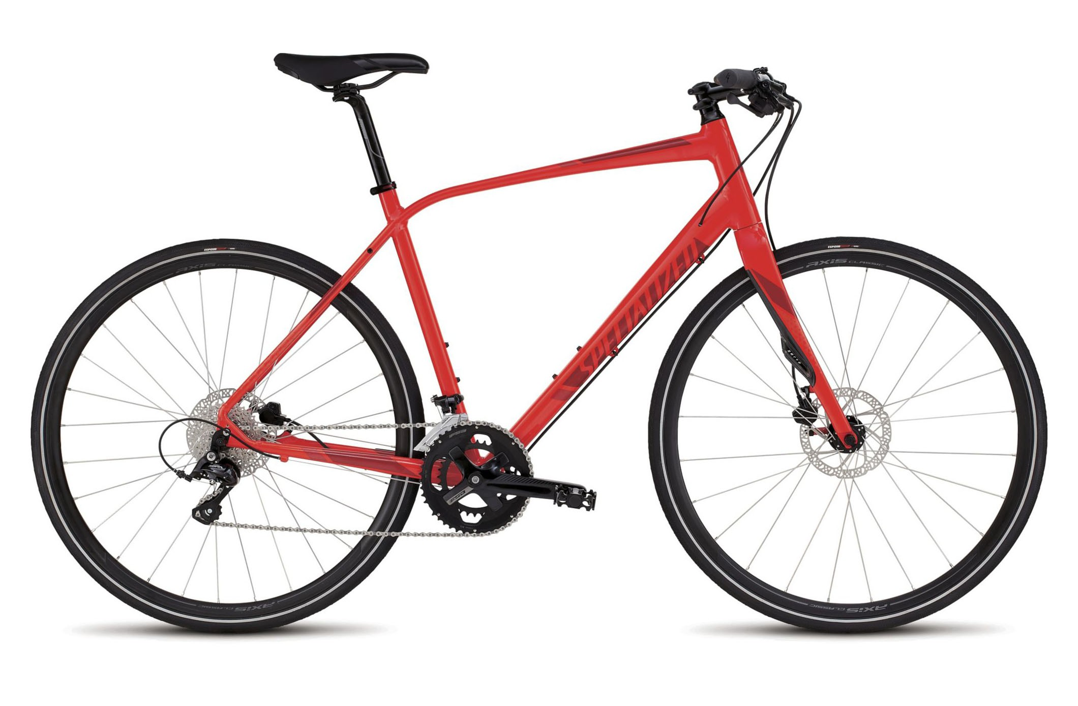Дорожный велосипед Specialized Sirrus Elite Disc (2016)