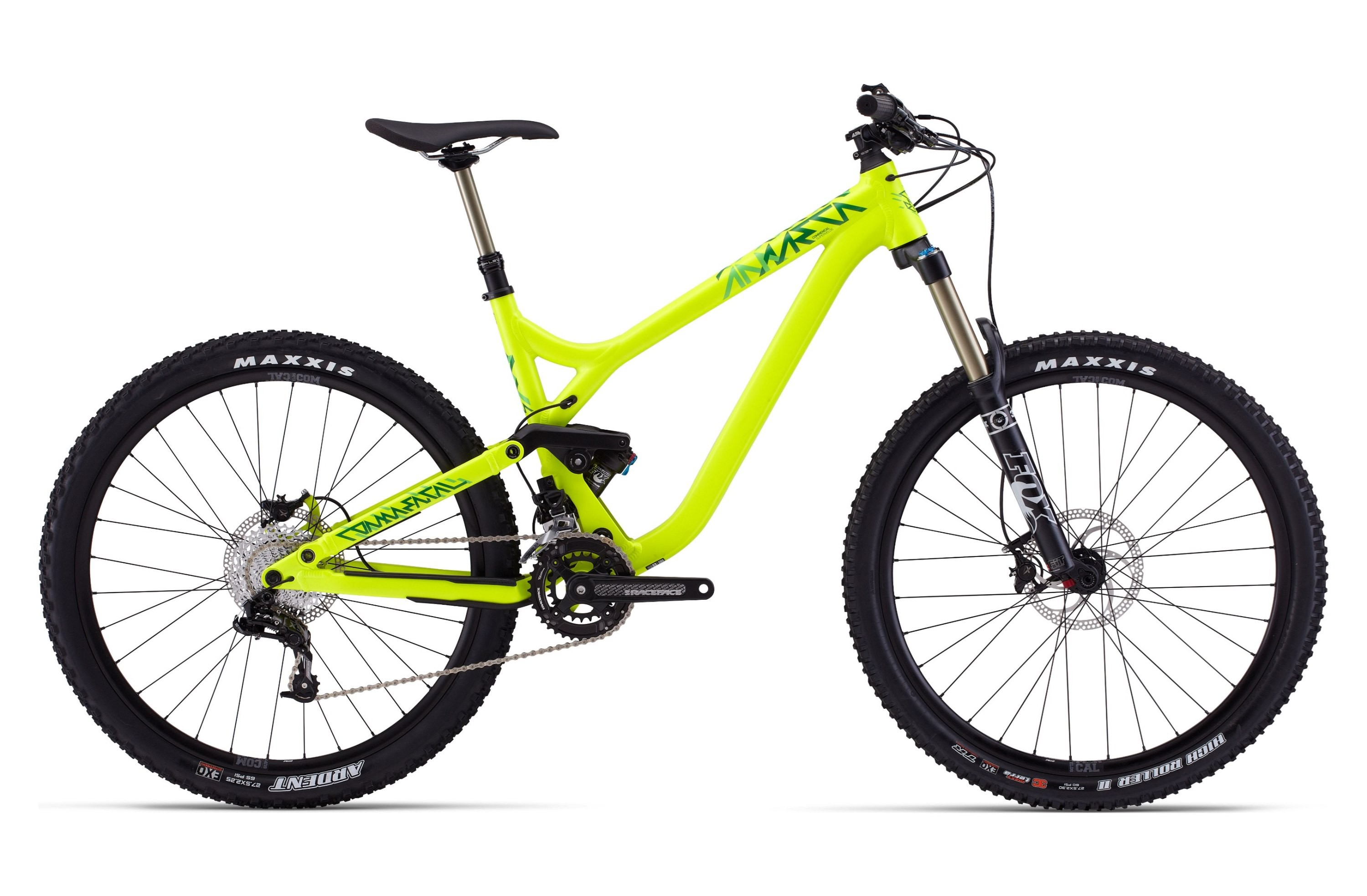 Горный велосипед Commencal Meta AM 1 (2014)