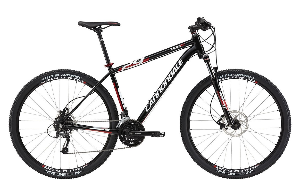 Горный велосипед Cannondale Trail 5 27.5  (2015)