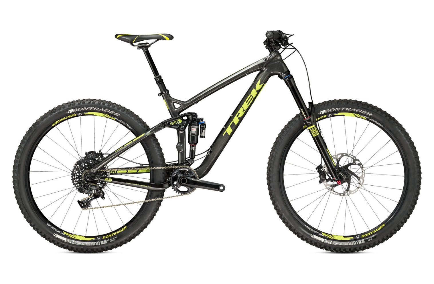 Горный велосипед Trek Slash 9.8 27.5 (2015)