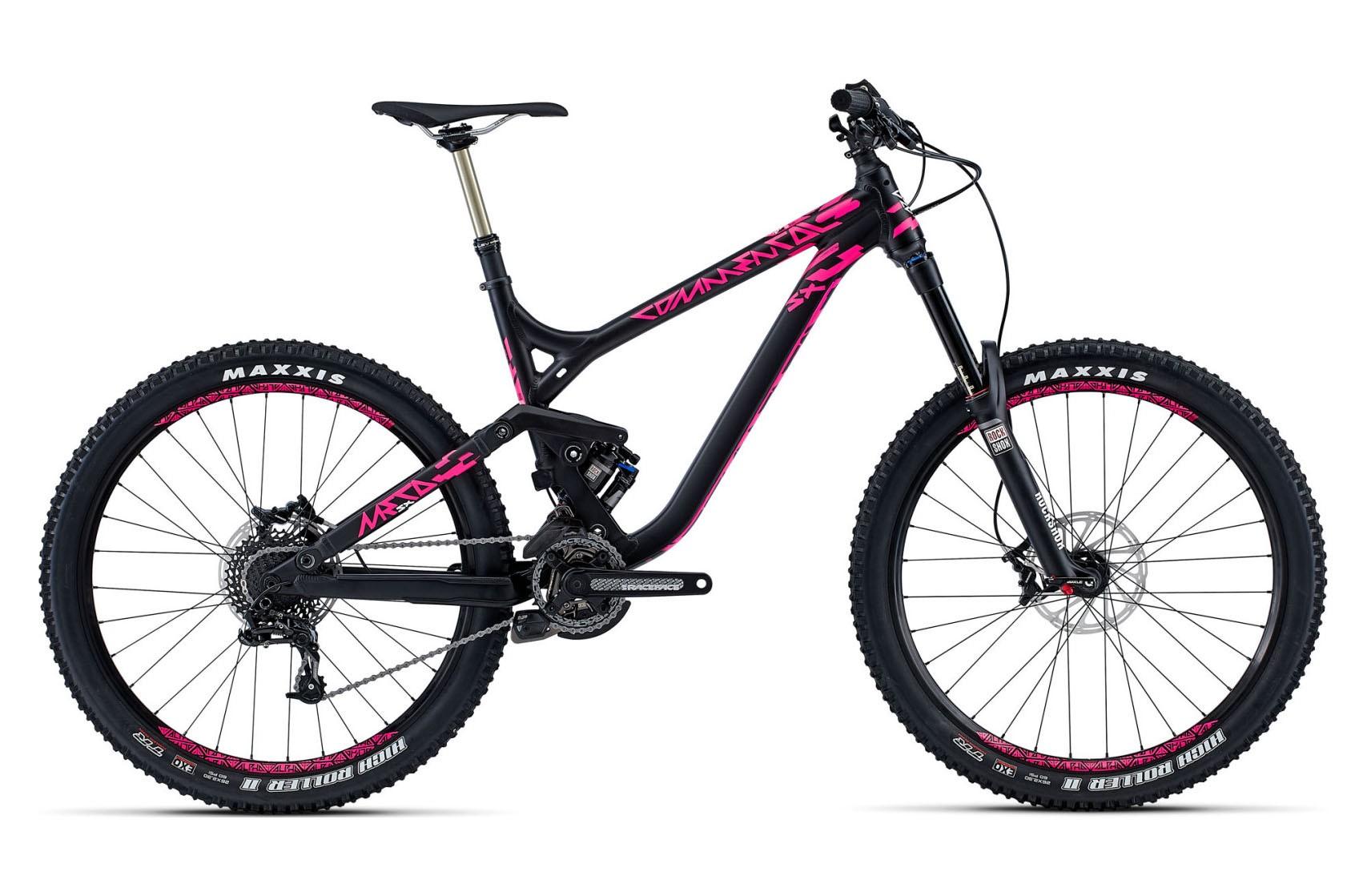 Горный велосипед Black One