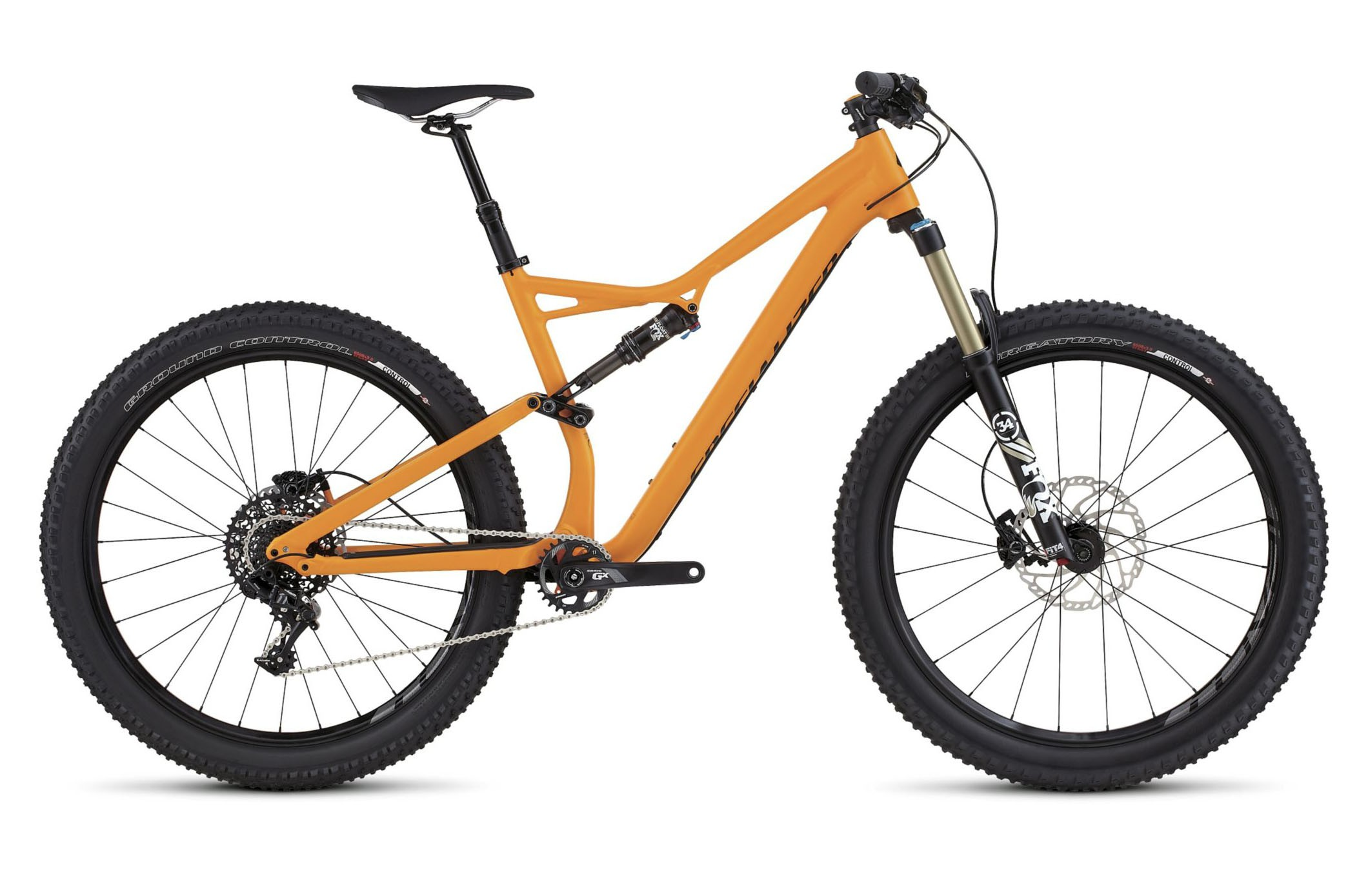 Горный велосипед Specialized Stumpjumper FSR Comp 650b (2016)