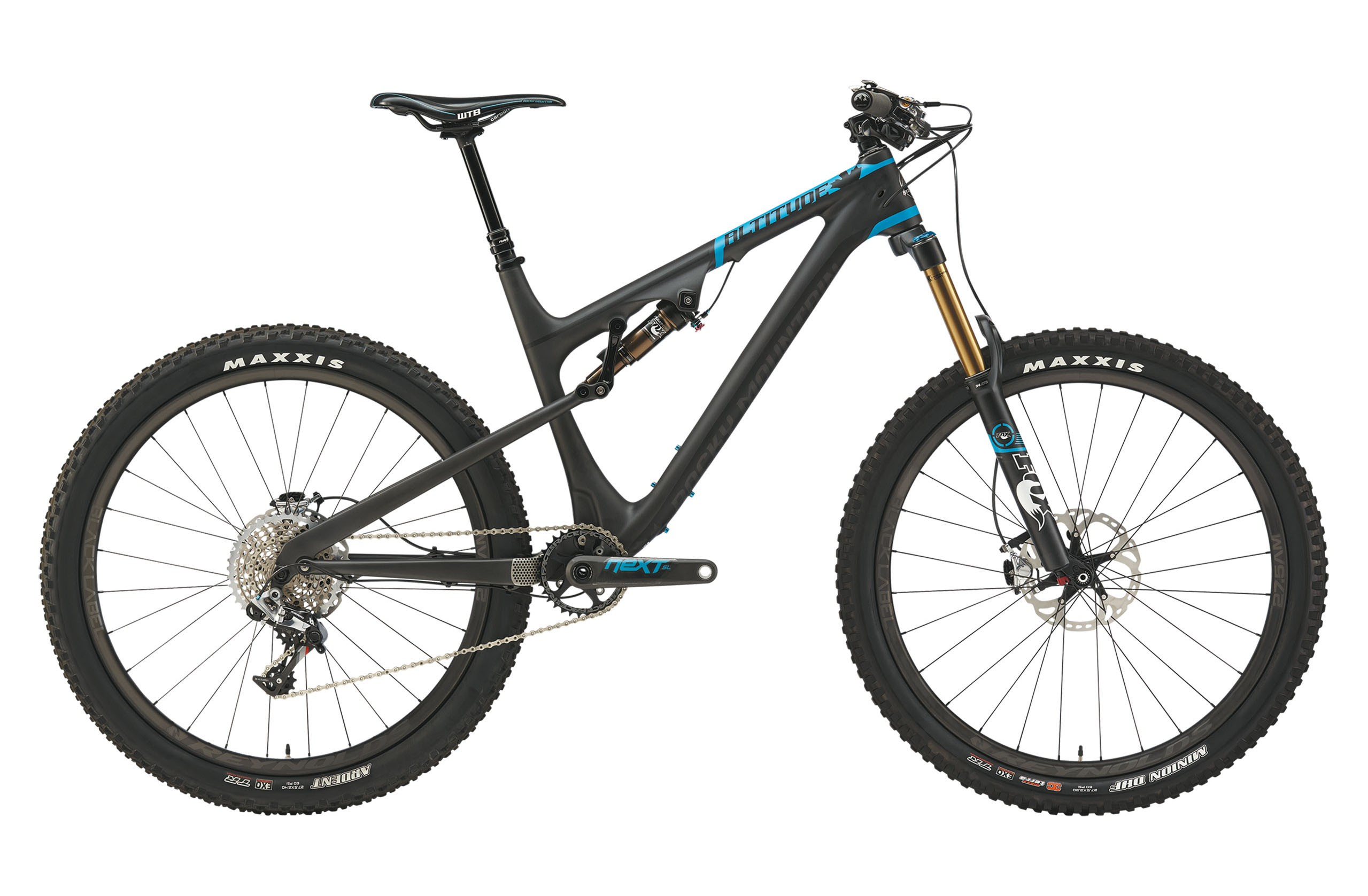 Горный велосипед Rocky Mountain Altitude 799 MSL (2015)