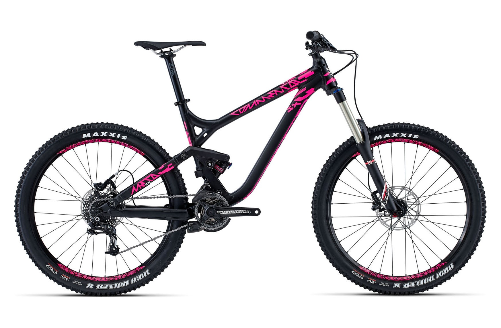 Горный велосипед Commencal Meta SX Origin 26 (2015)