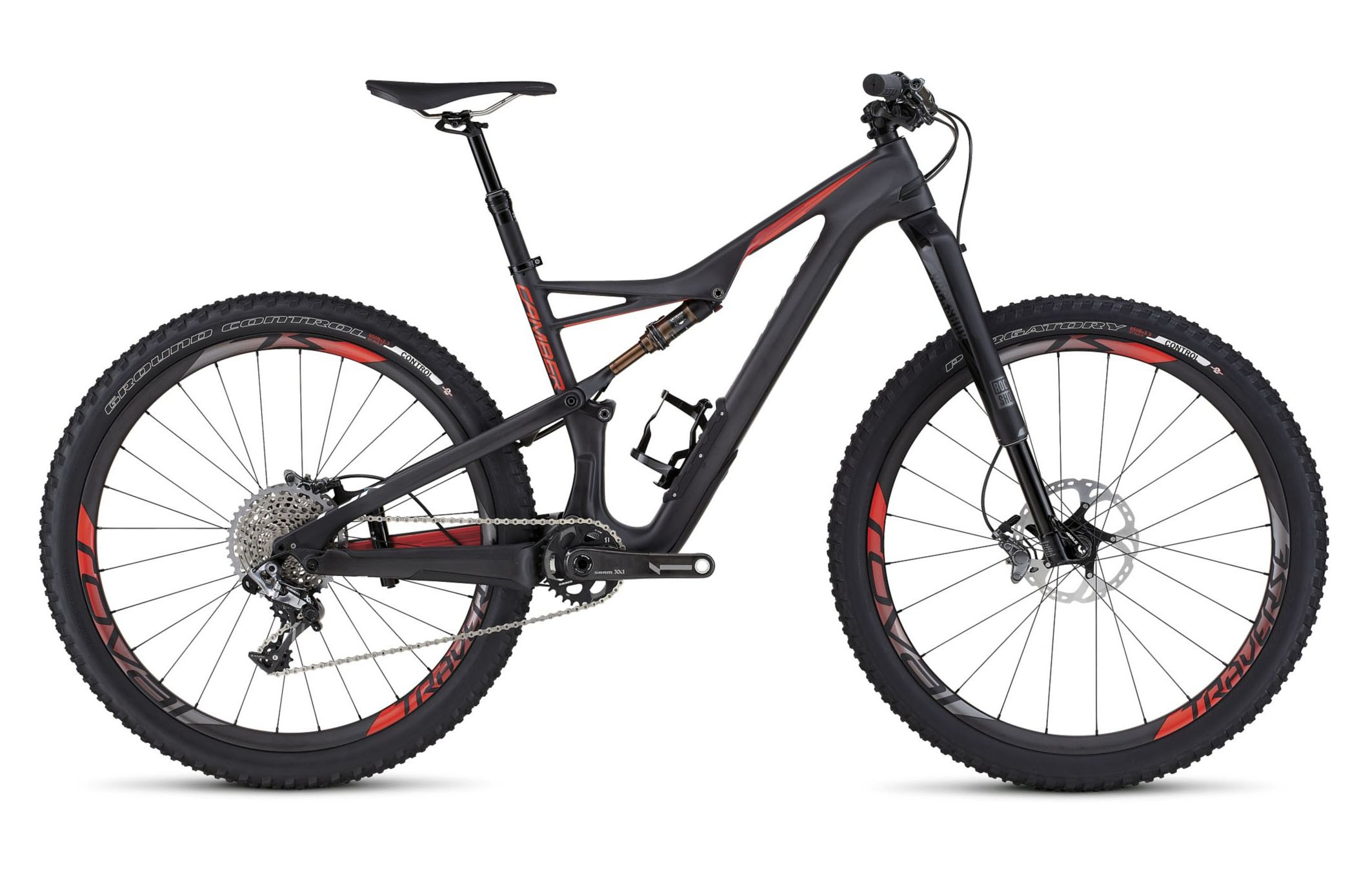 Горный велосипед Specialized S-Works Camber 650b (2016)