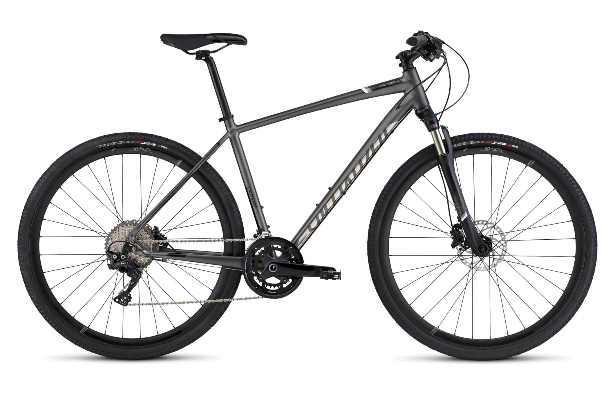 Дорожный велосипед Specialized Crosstrail Expert Disc (2016)