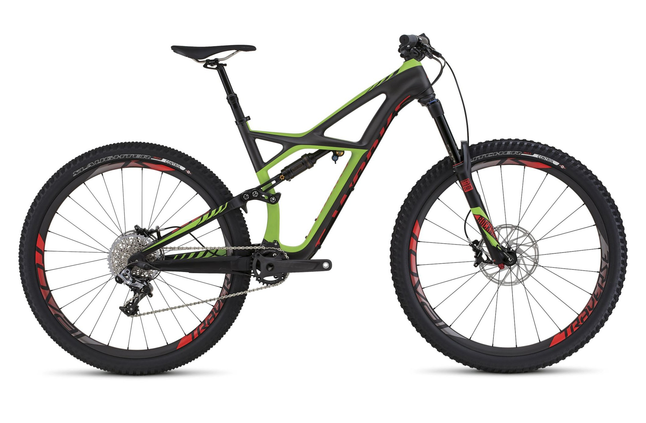 Горный велосипед Specialized S-Works Enduro 29 (2016)