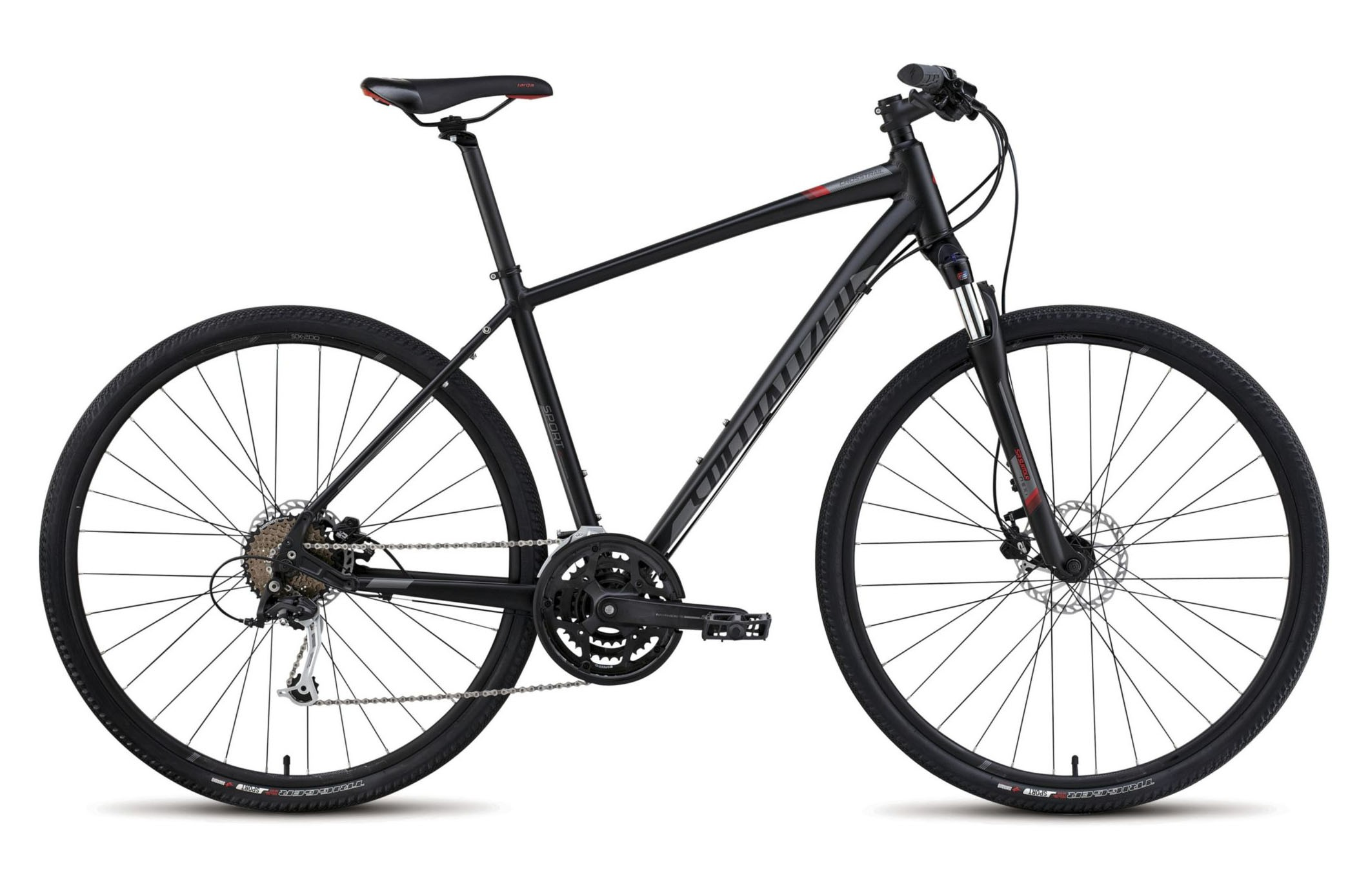 Дорожный велосипед Specialized Crosstrail Sport Disc (2016)