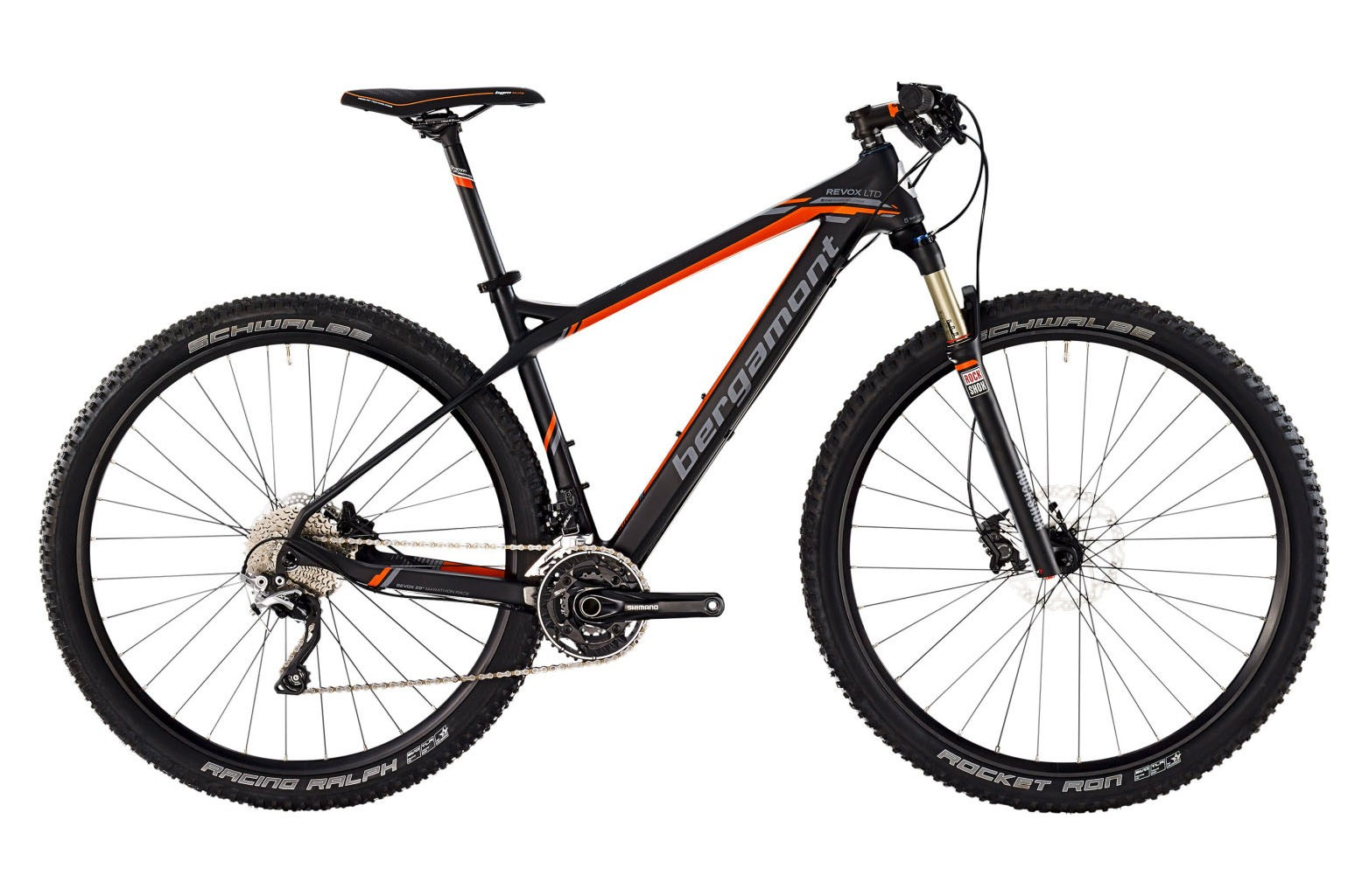 Горный велосипед Bergamont Revox LTD Carbon (2015)