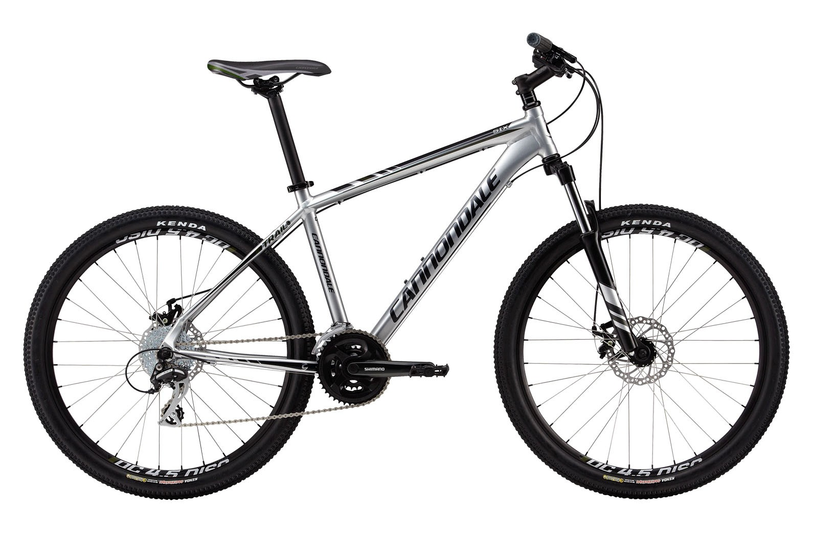 Горный велосипед Cannondale Trail 6 (2013)