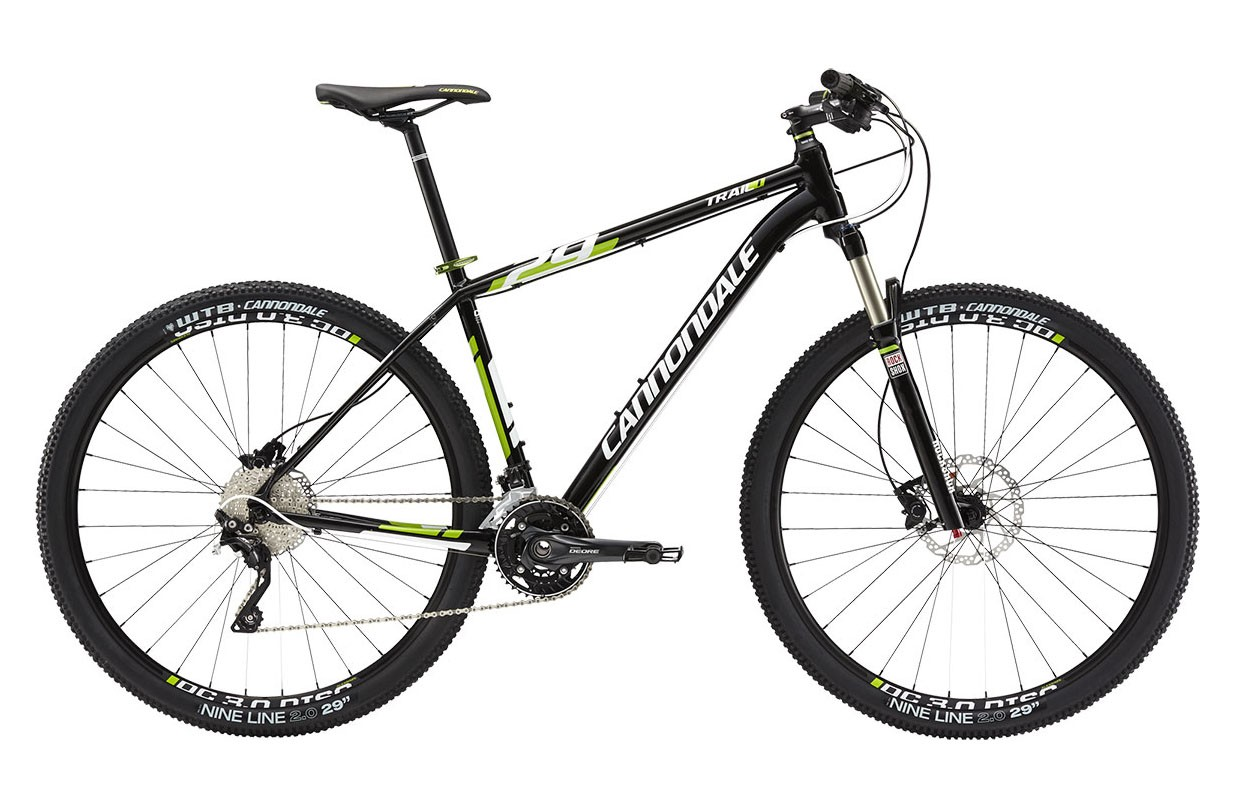 Горный велосипед Cannondale Trail 1 27.5 (2015)