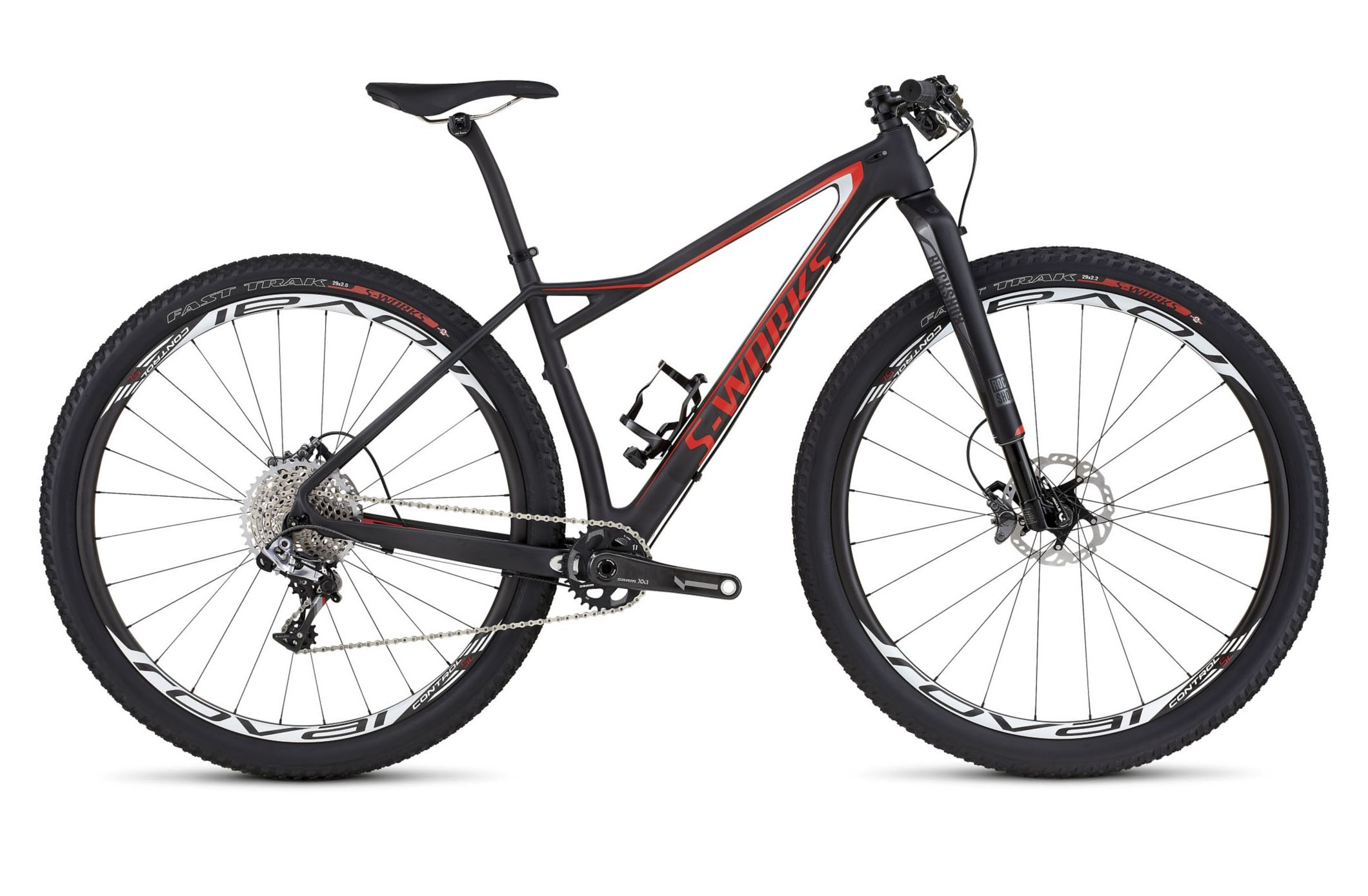 Горный велосипед Specialized S-Works Fate Carbon 29 (2016)