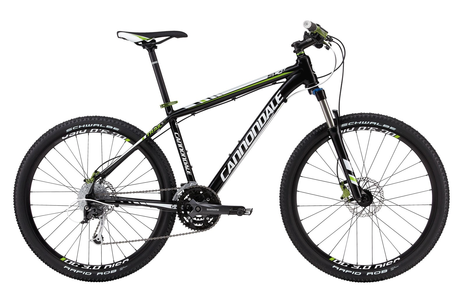 Горный велосипед Cannondale Trail SL 4 (2013)