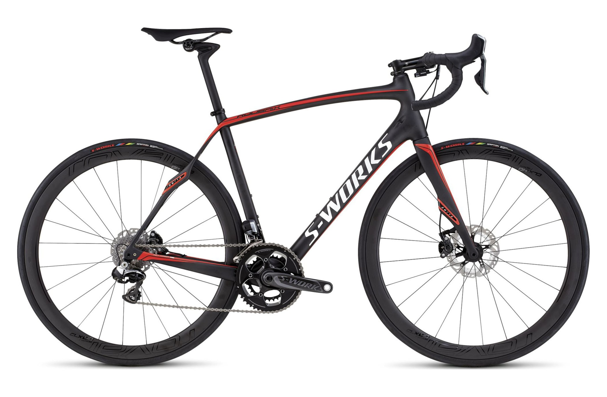 Шоссейный велосипед Specialized S-Works Roubaix SL4 Disc Di2 (2016)