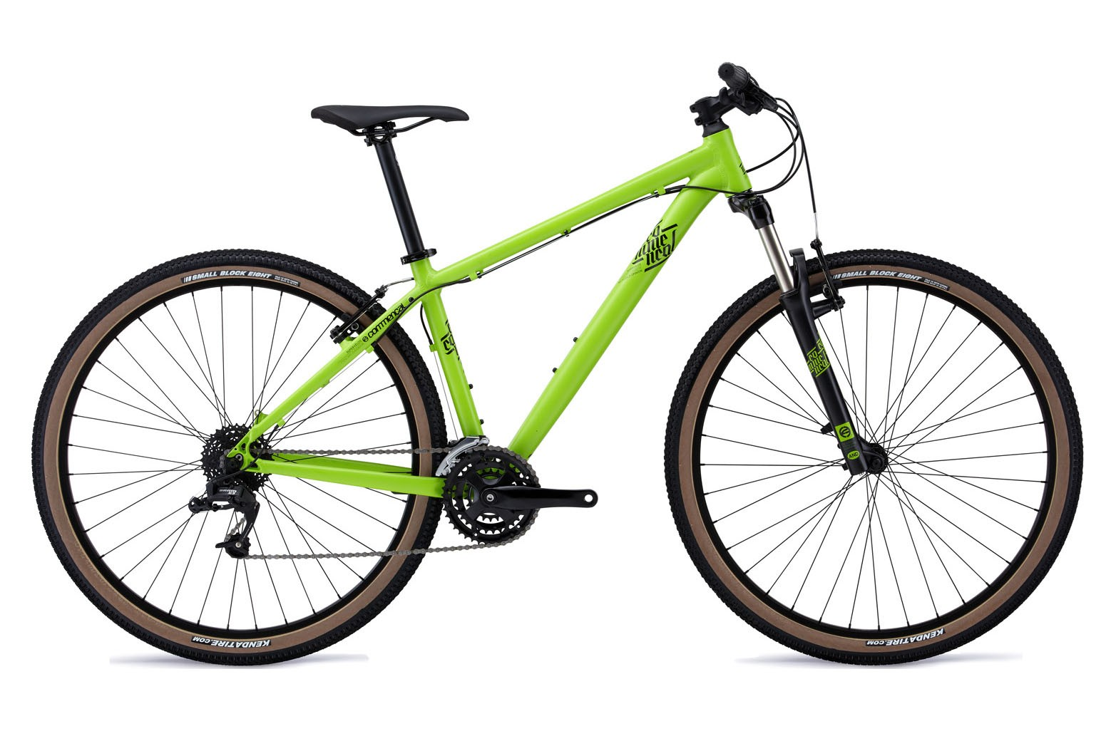 Горный велосипед Commencal El Camino VB 29 (2013)
