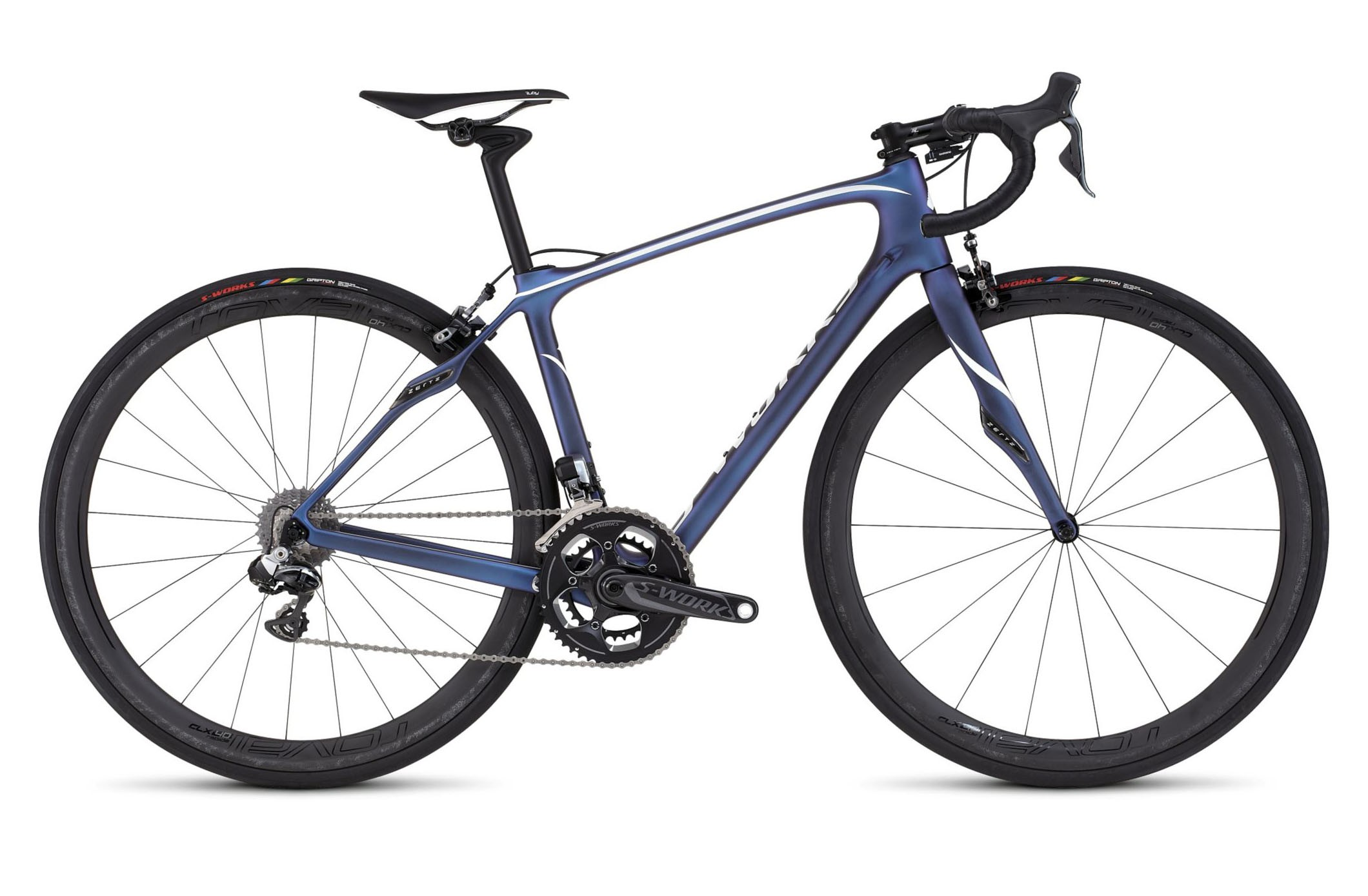 Шоссейный велосипед Specialized S-Works Ruby Di2 (2016)