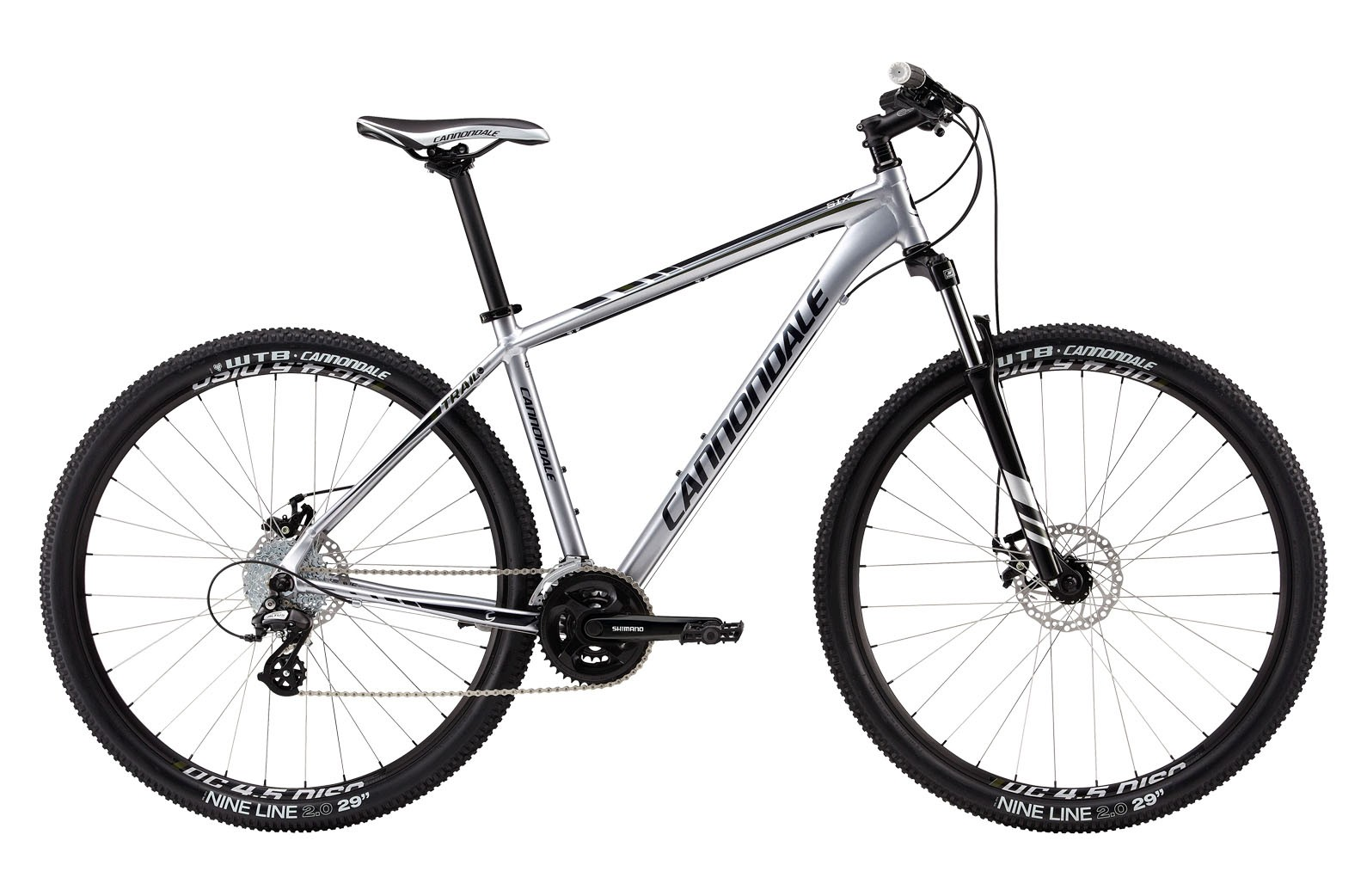 Горный велосипед Cannondale Trail 29er 6 (2013)