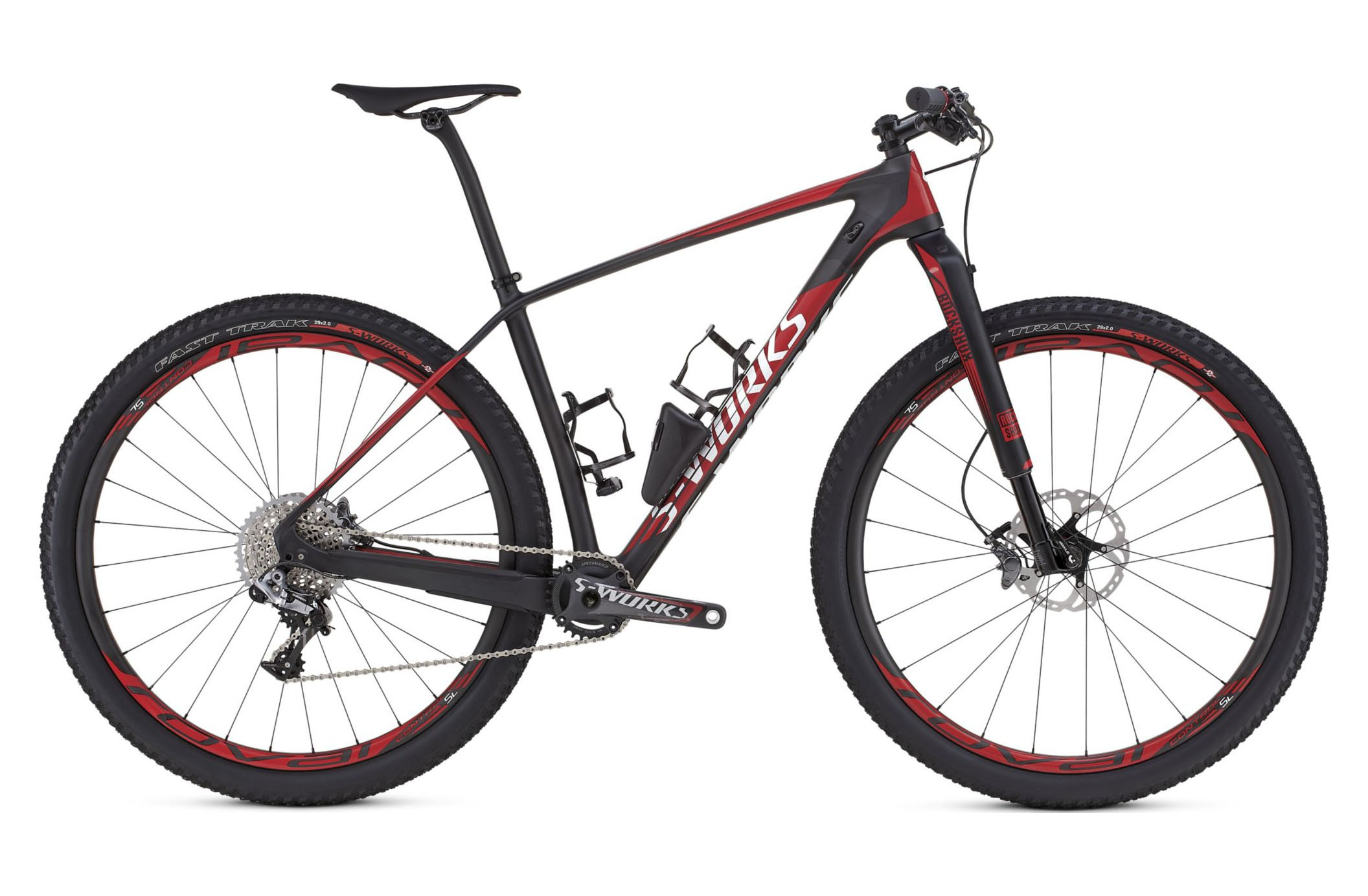 Горный велосипед Specialized S-Works Stumpjumper 29 World Cup (2016)