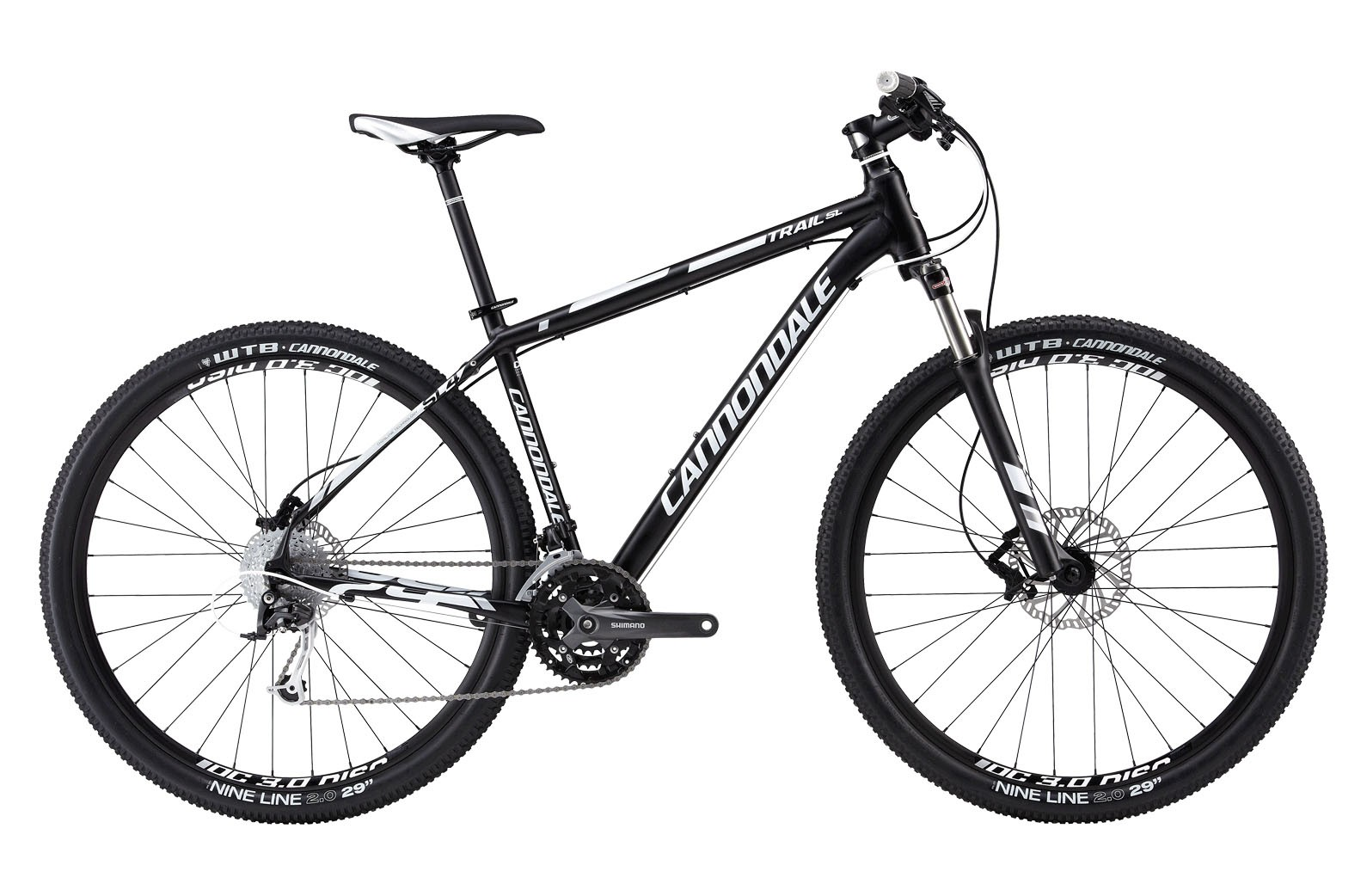 Горный велосипед Cannondale Trail SL 29er 4 (2013)