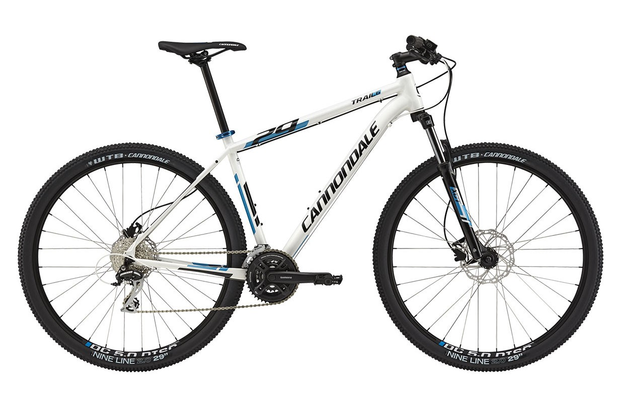 Горный велосипед Cannondale Trail 6 27.5 (2015)