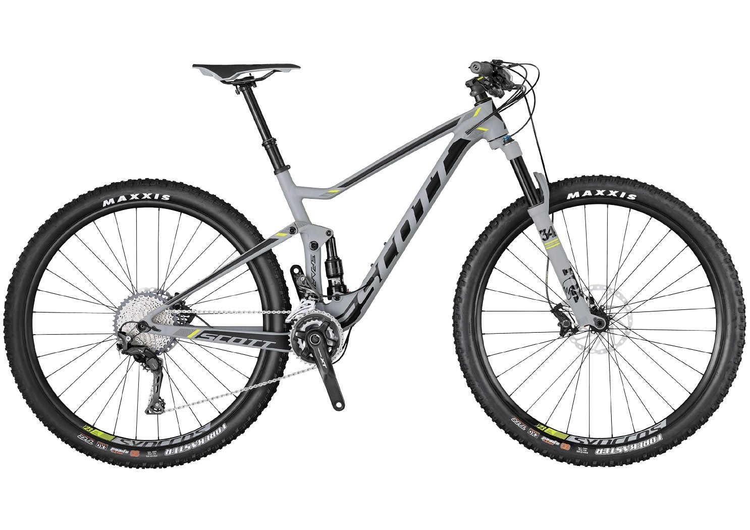 Scott Genius 940 Mountain Bike 2018 - bikesale.com