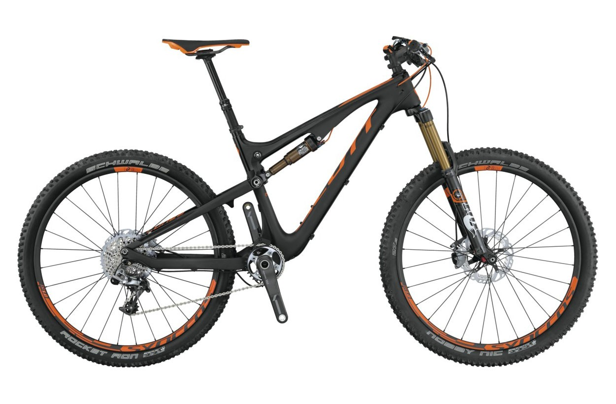 Горный велосипед Scott Genius 700 Tuned (2015)