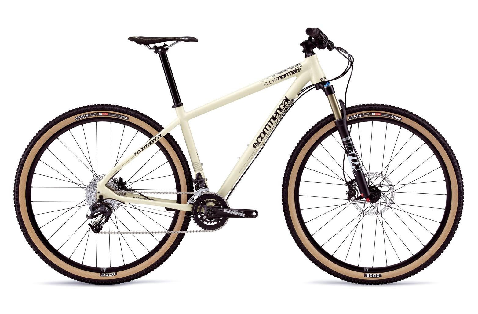 Горный велосипед Commencal