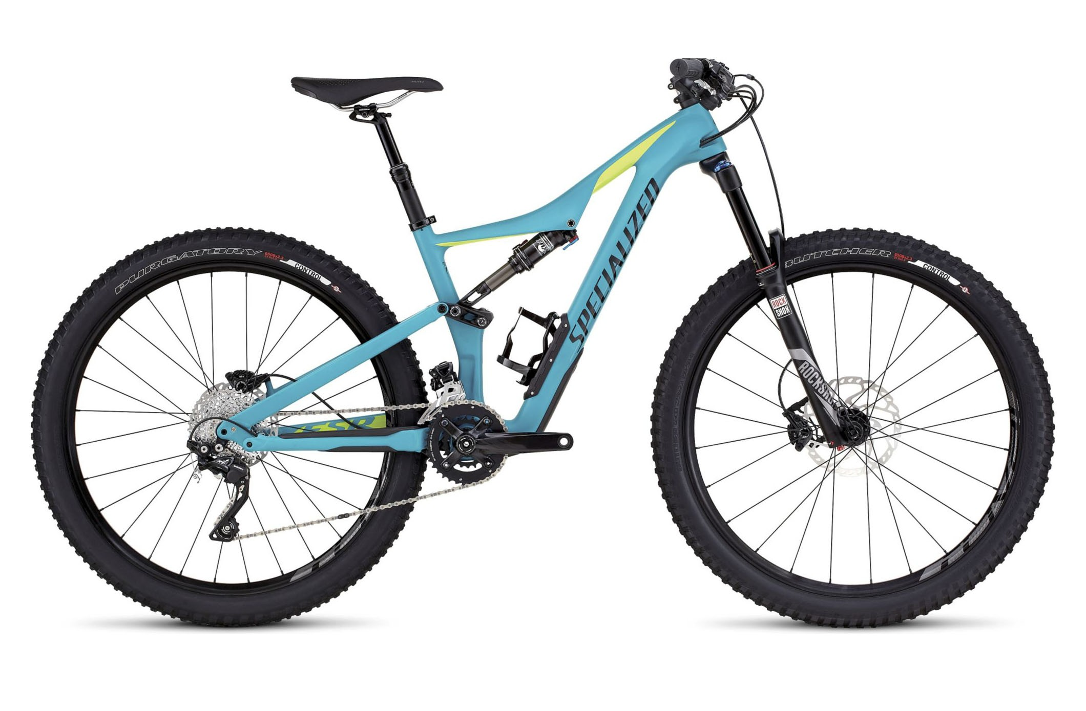 Горный велосипед Specialized Rhyme FSR Comp Carbon 650b (2016)