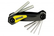 Набор инструментов Pedros Folding Hex Wrench Set