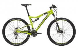 Cannondale Rush 29 2 (2015)