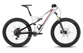 Specialized Stumpjumper FSR Comp Carbon 6Fattie (2016)