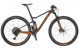 Scott Spark RC 900 Comp (2018)