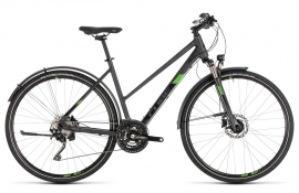 Cube Cross Allroad Trapeze (2019)